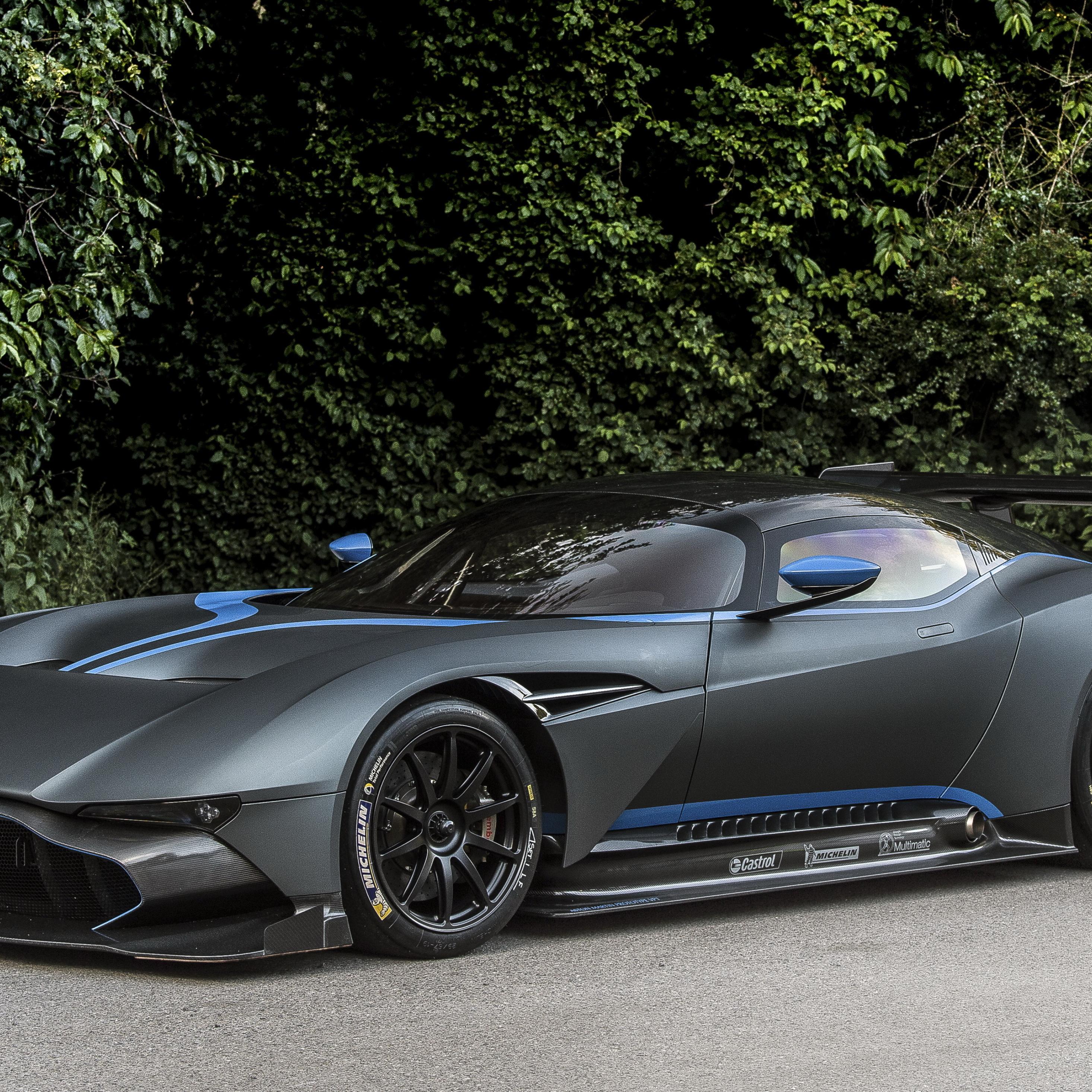 Aston Martin Car Wallpaper: Aston Martin, Vulcan, Side View, HD 4K Wallpaper