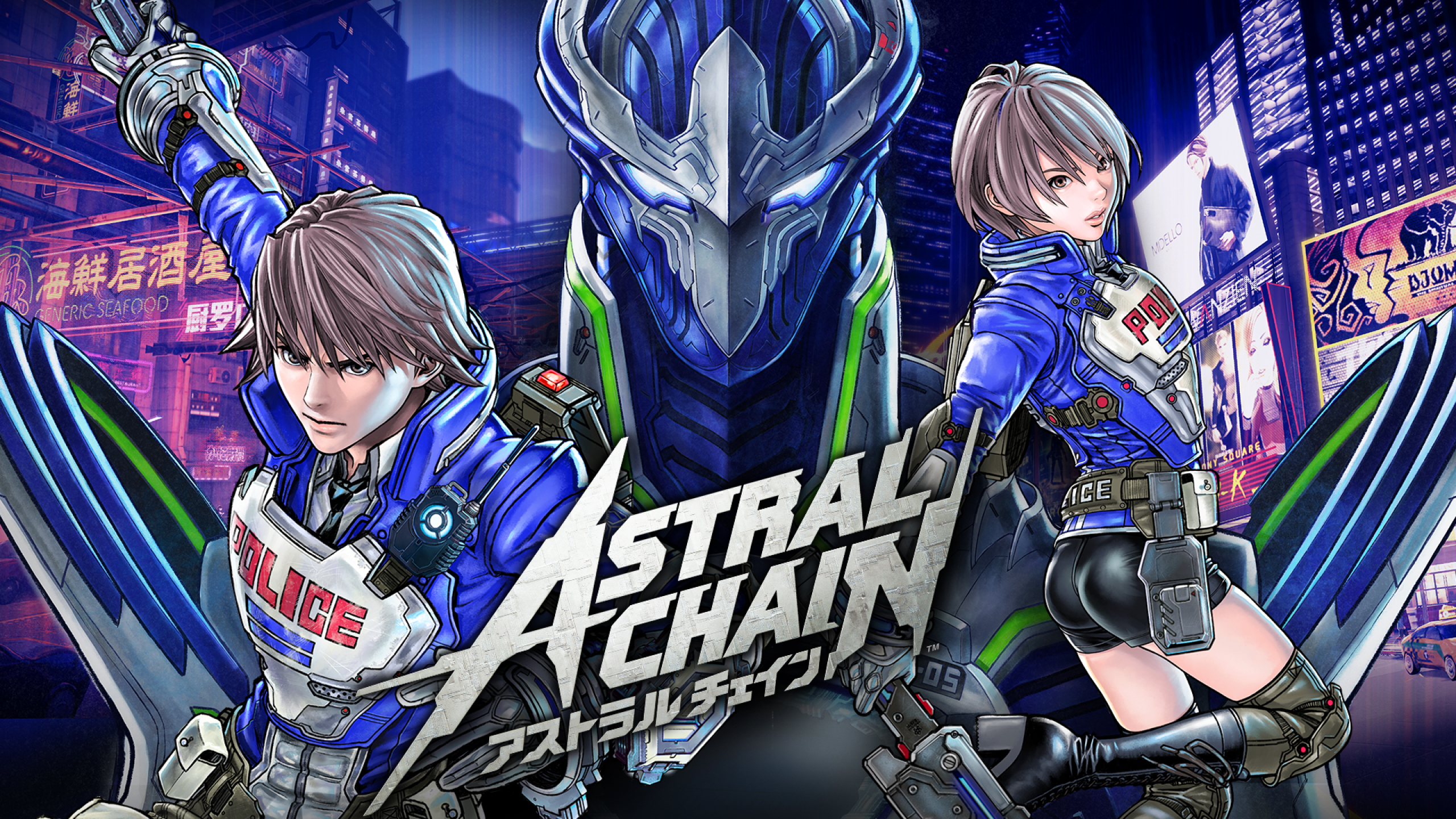 2560x1440 Astral Chain 1440p Resolution Wallpaper Hd Games