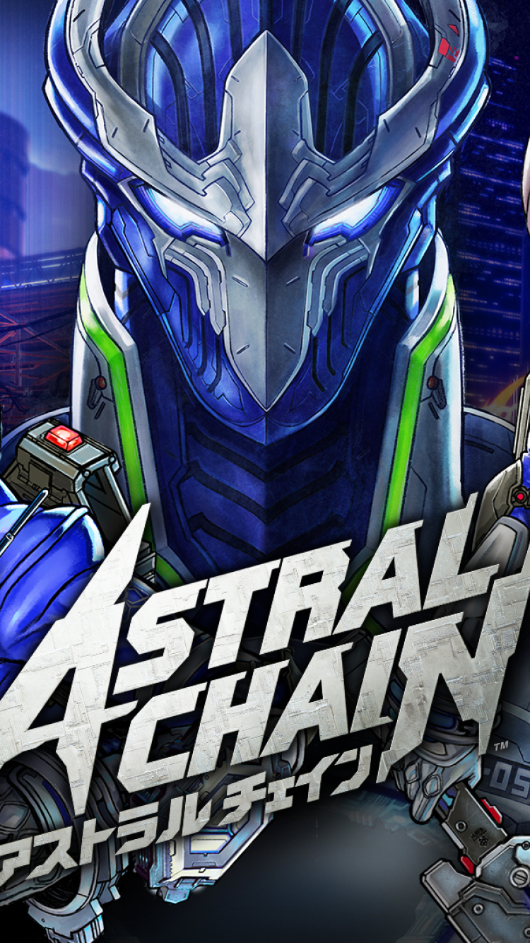 750x1334 Astral Chain Iphone 6 Iphone 6s Iphone 7