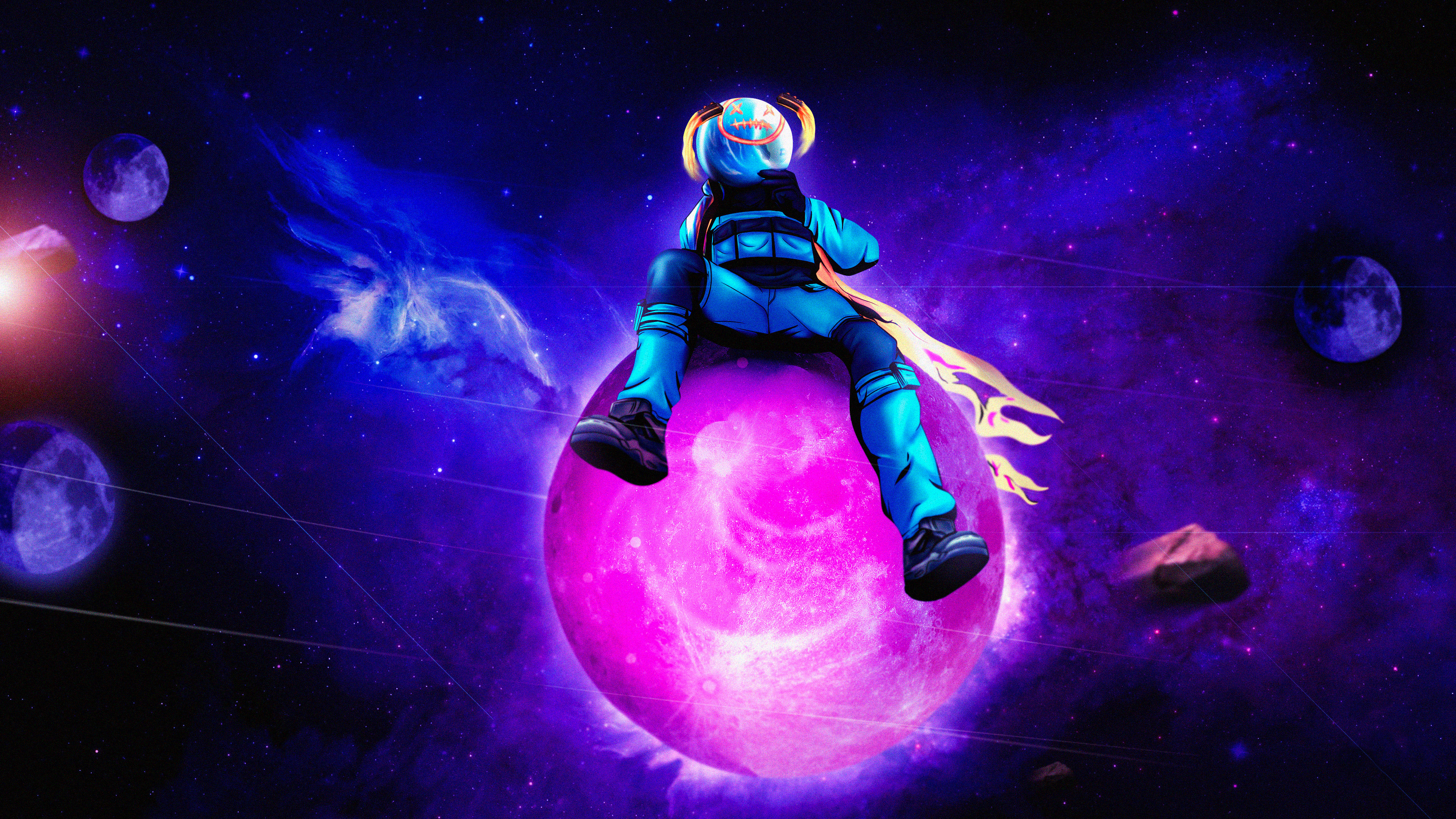 Astro Jack Fortnite Wallpaper Hd Games 4k Wallpapers Images Photos And Background