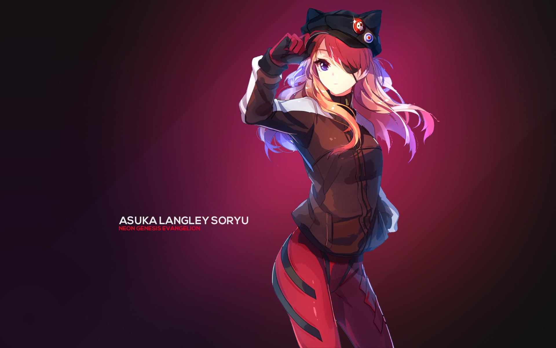 Asuka Langley Soryu Wallpaper, HD Anime 4K Wallpapers ...
