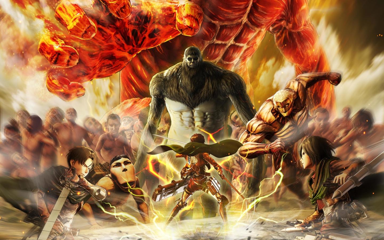 1440x900 Attack On Titan Final Battle 1440x900 Wallpaper Hd