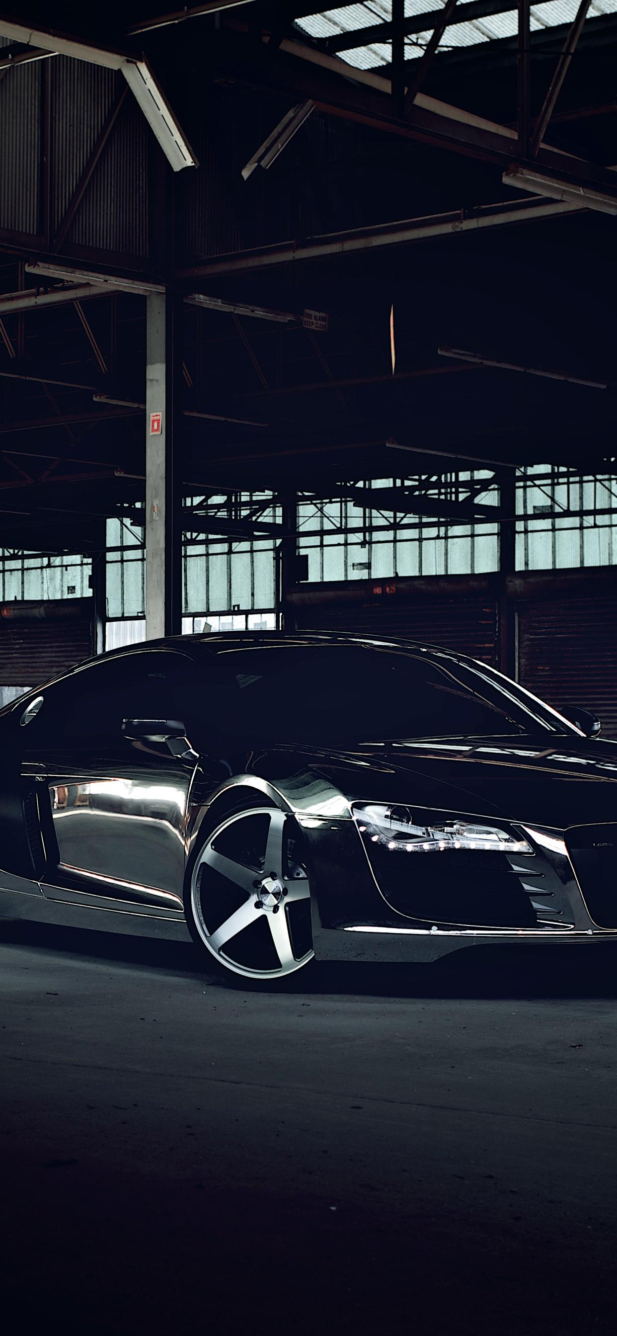 Audi R8 Wallpaper 4k Iphone