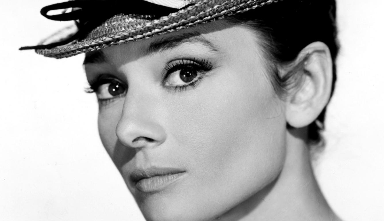 1336x768 Audrey Hepburn Hat Images Hd Laptop Wallpaper Hd Celebrities 4k Wallpapers Images Photos And Background