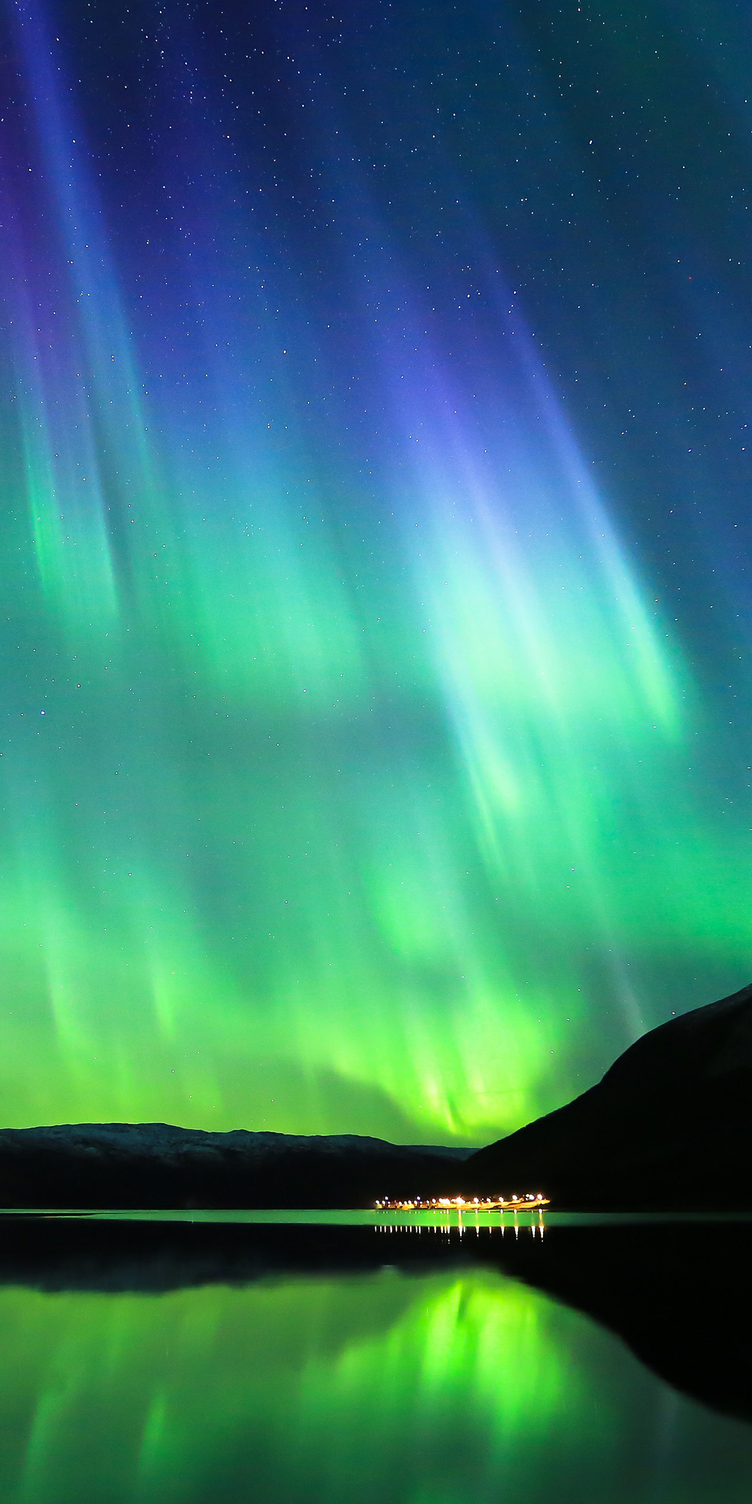 1080x2160 Aurora 4k One Plus 5t Honor 7x Honor View 10 Lg Q6 Wallpaper Hd Nature 4k Wallpapers Images Photos And Background