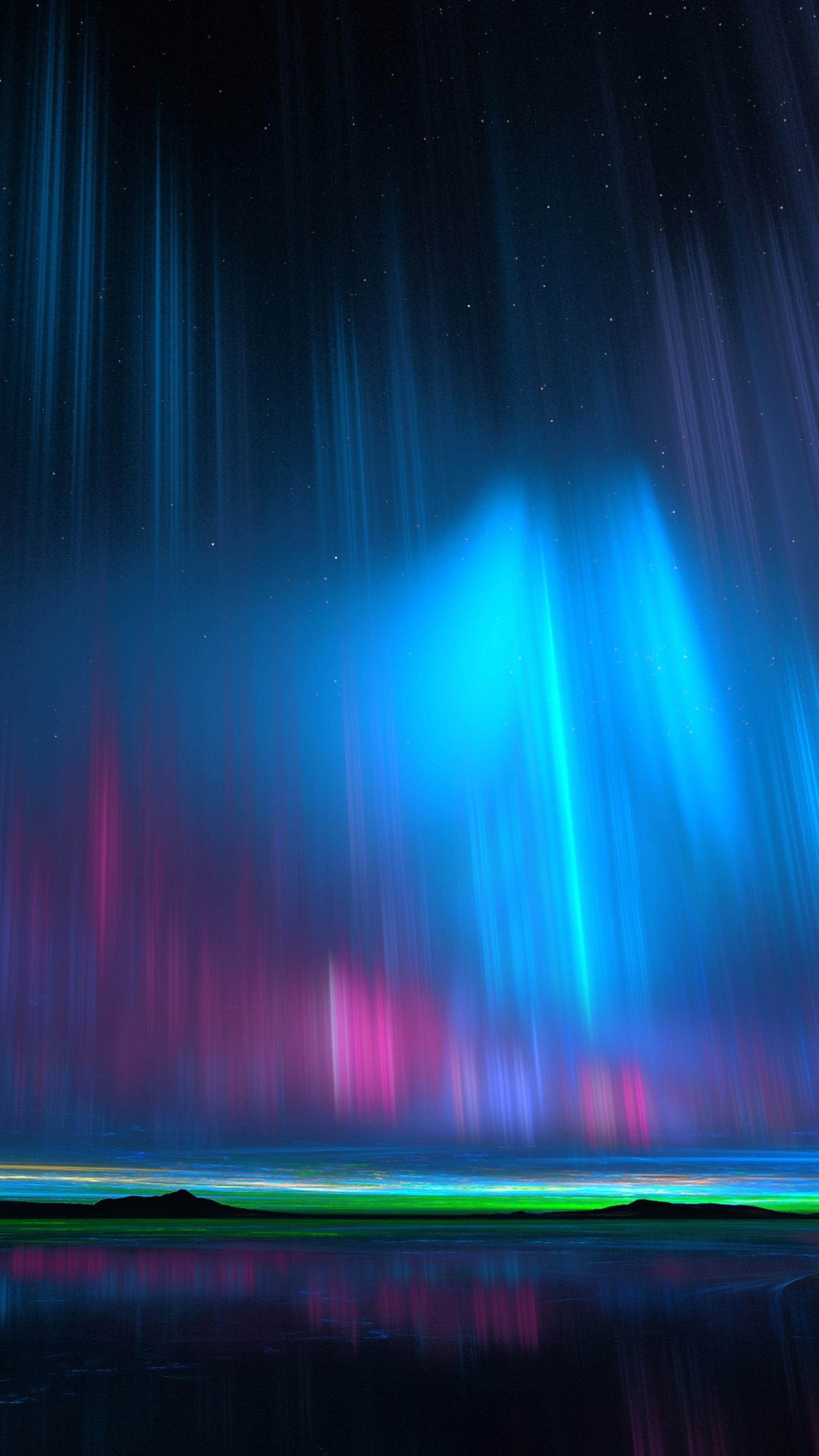aurora borealis hd  wallpaper
