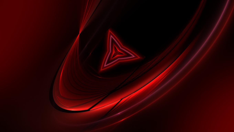 1360x768 Autodrom Red Art Desktop ...