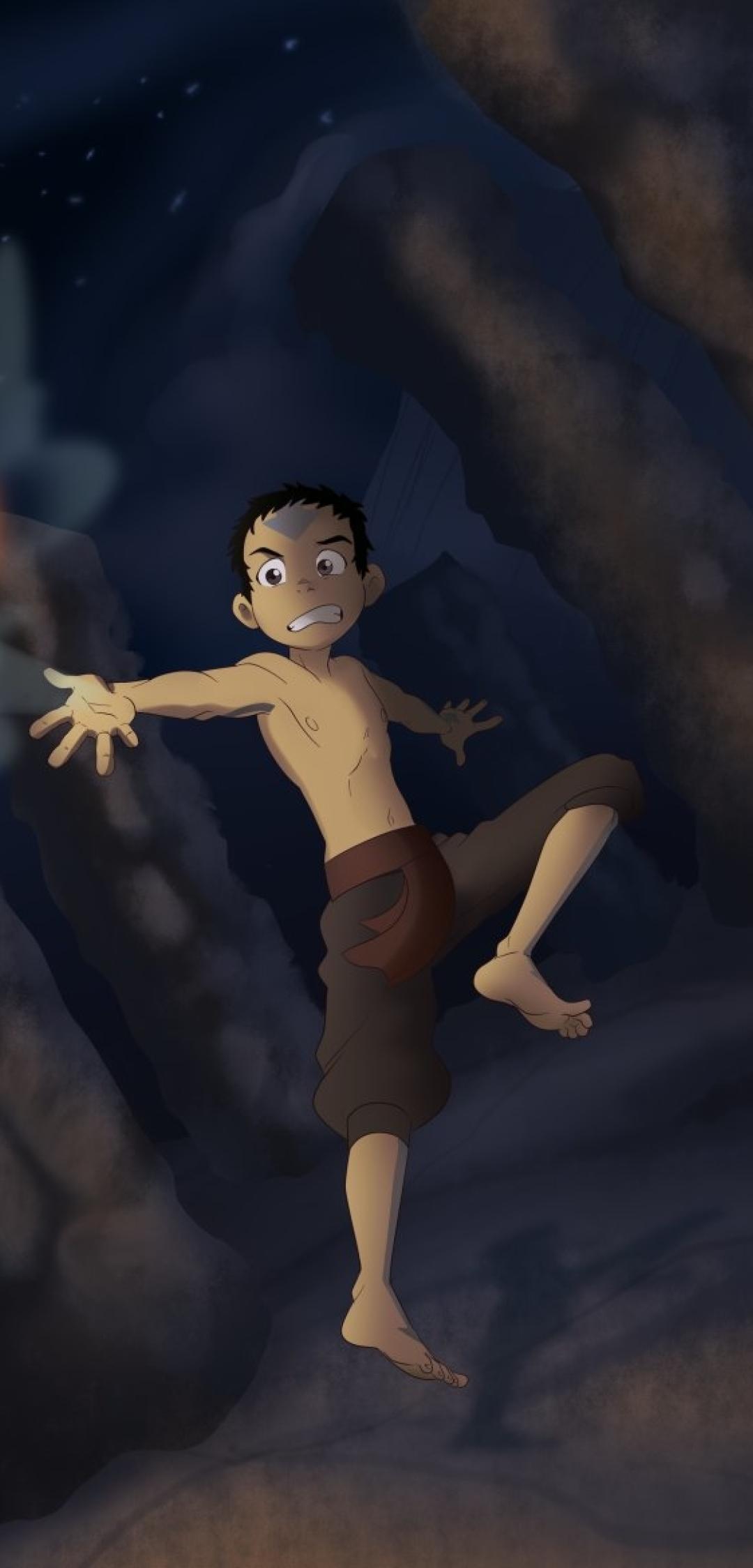 1080x2248 Avatar The Last Airbender 2020 1080x2248 ...
