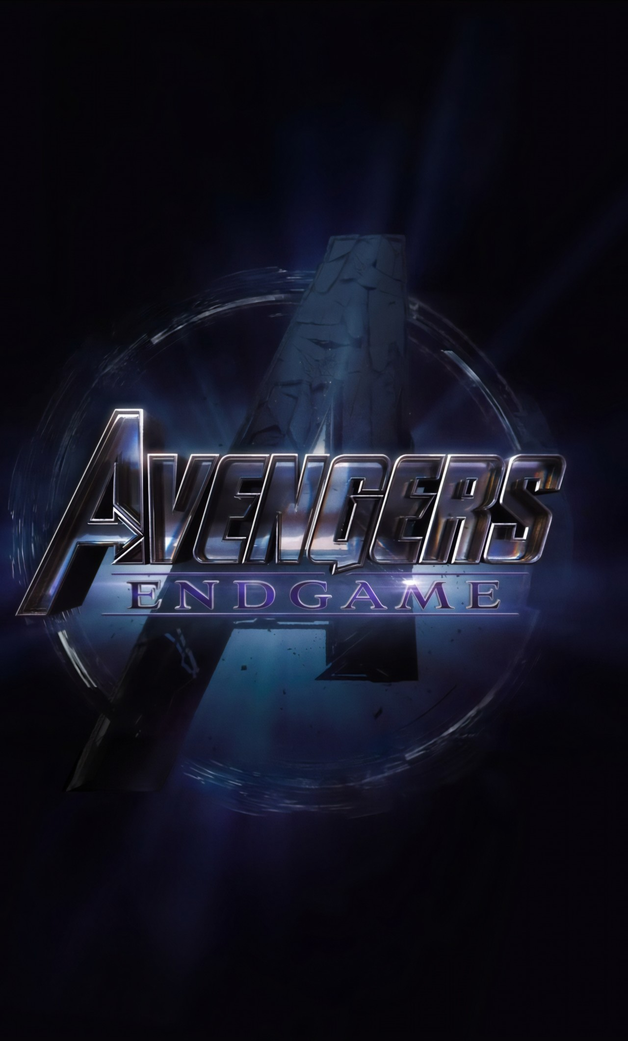 1280x2120 Avengers 4 Endgame Poster iPhone 6 plus ...