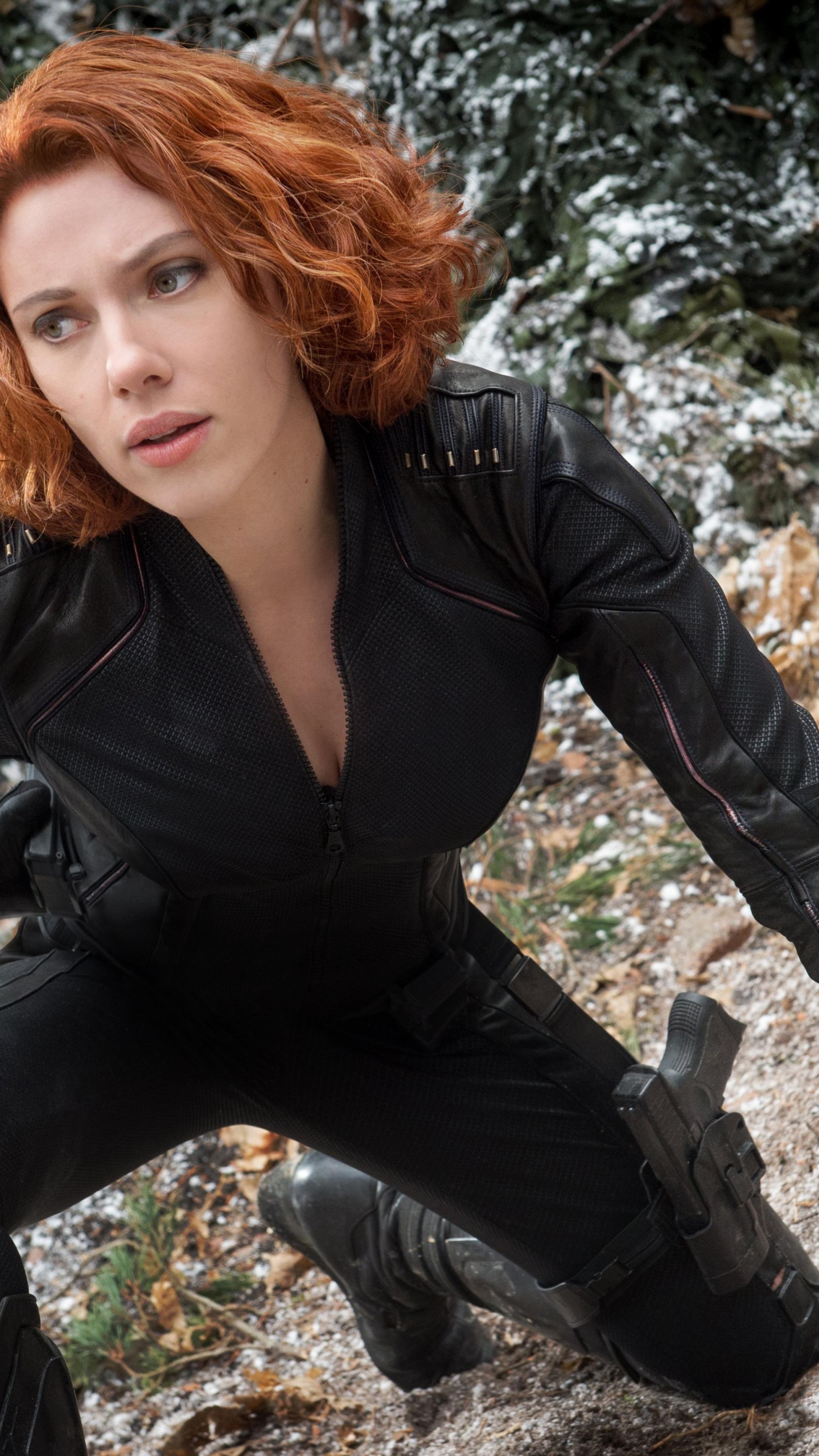 2160x3840 Avengers Age Of Ultron 2 Scarlett Johansson Pics