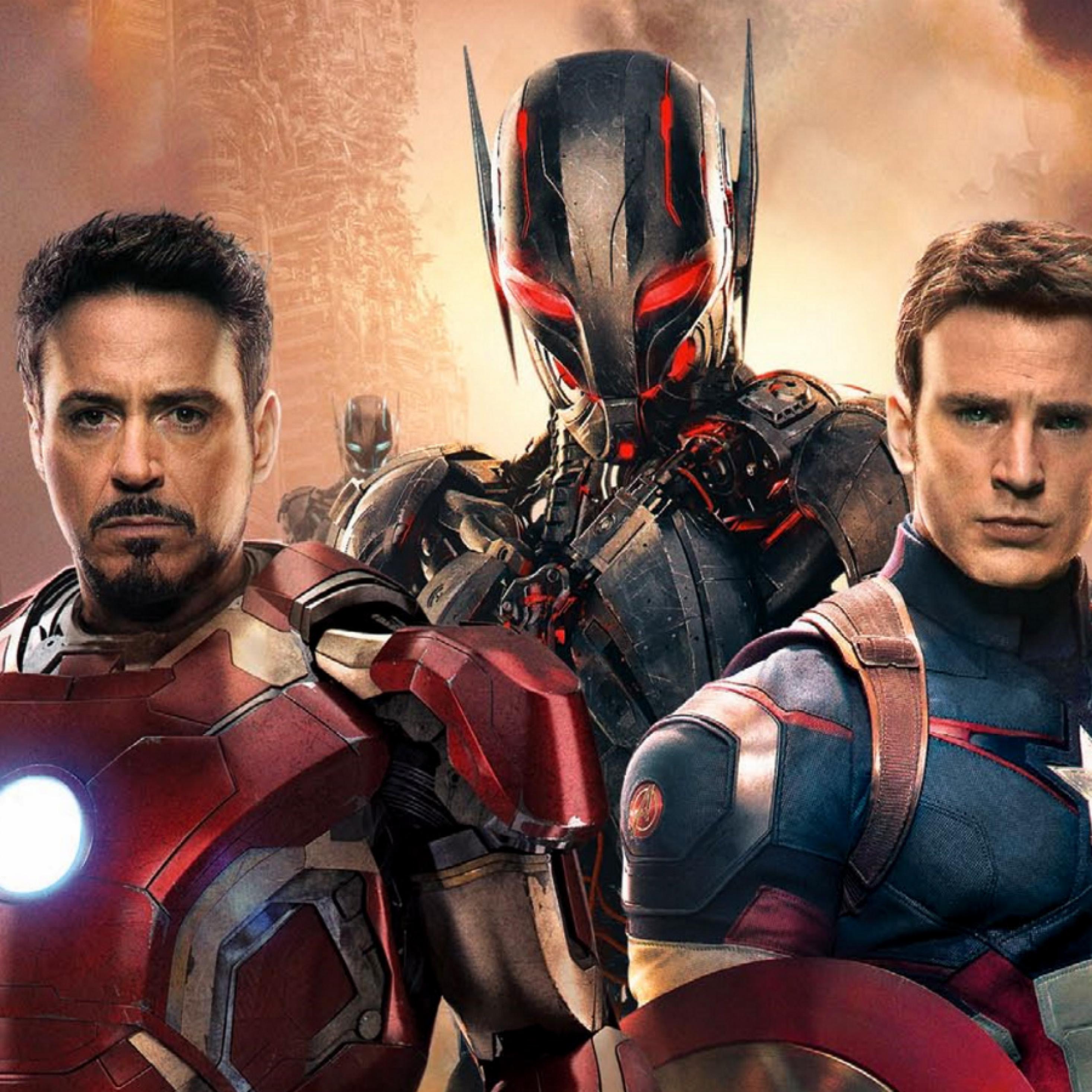 2932x2932 Avengers Age Of Ultron Wallpaper Hd Ipad Pro Retina