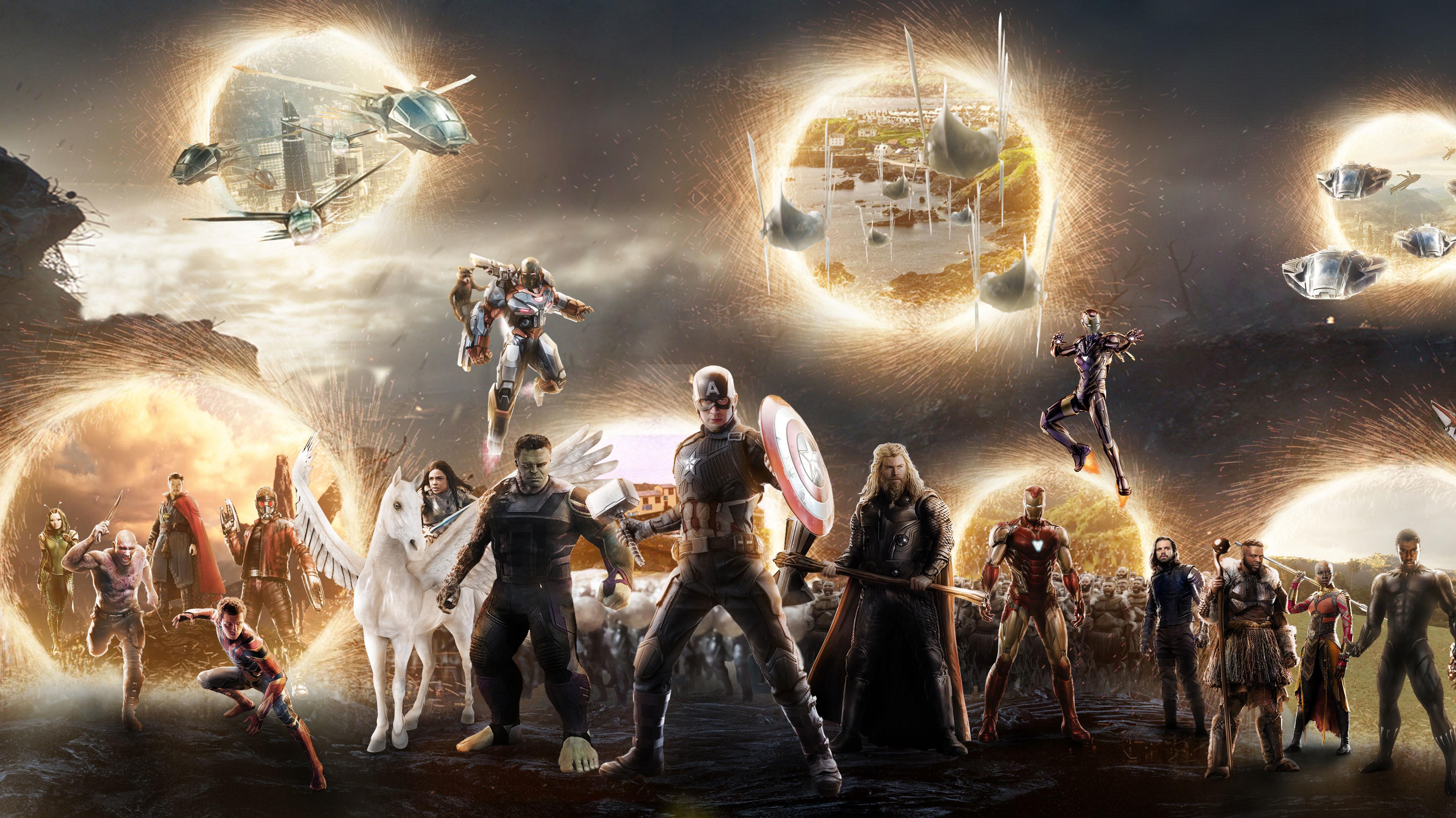5120x2880 Avengers Assemble 5K Wallpaper, HD Movies 4K ...