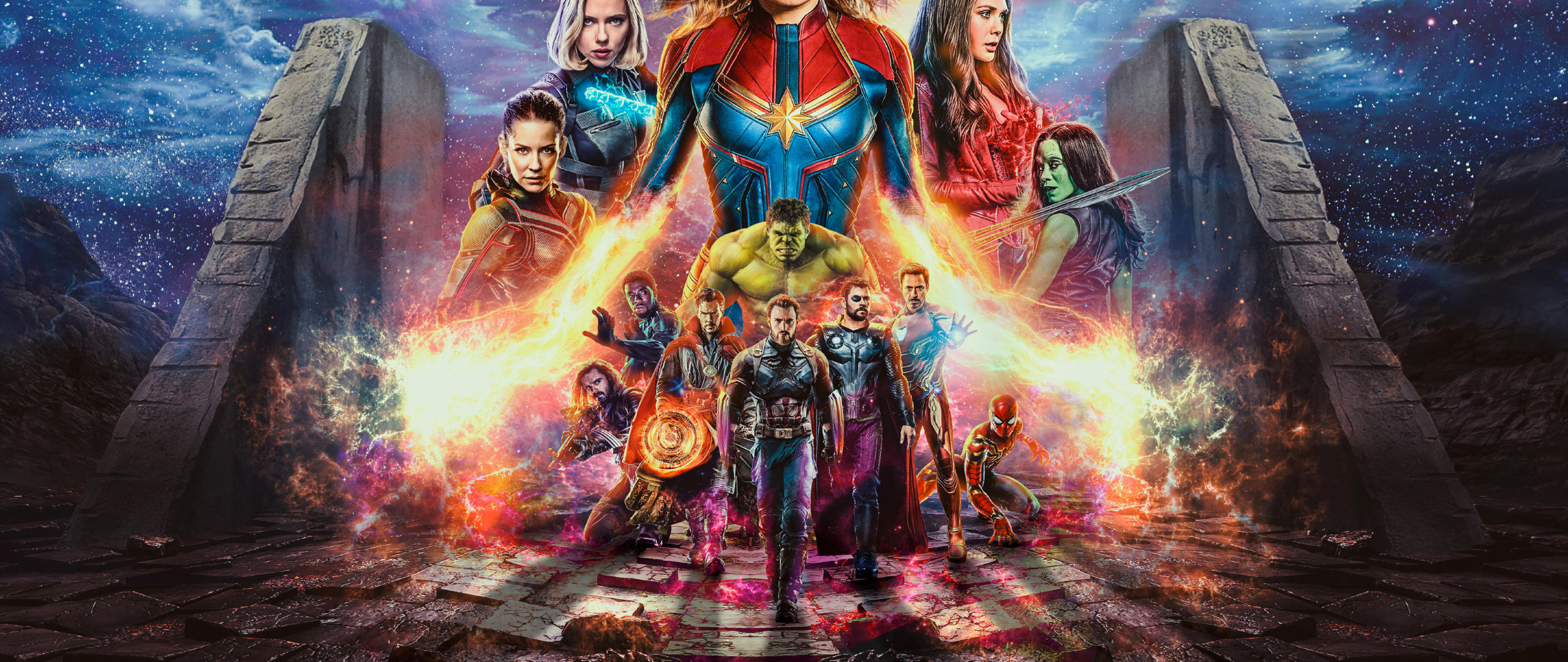 Avenger End Game Picture: Download Avengers End Game 1600x1200 Resolution, HD 4K