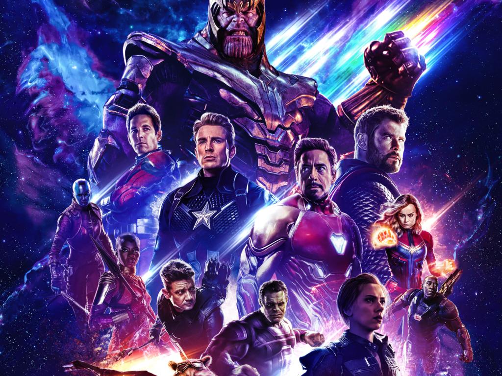 1024x768 Avengers Endgame 2019 Movie 1024x768 Resolution ...