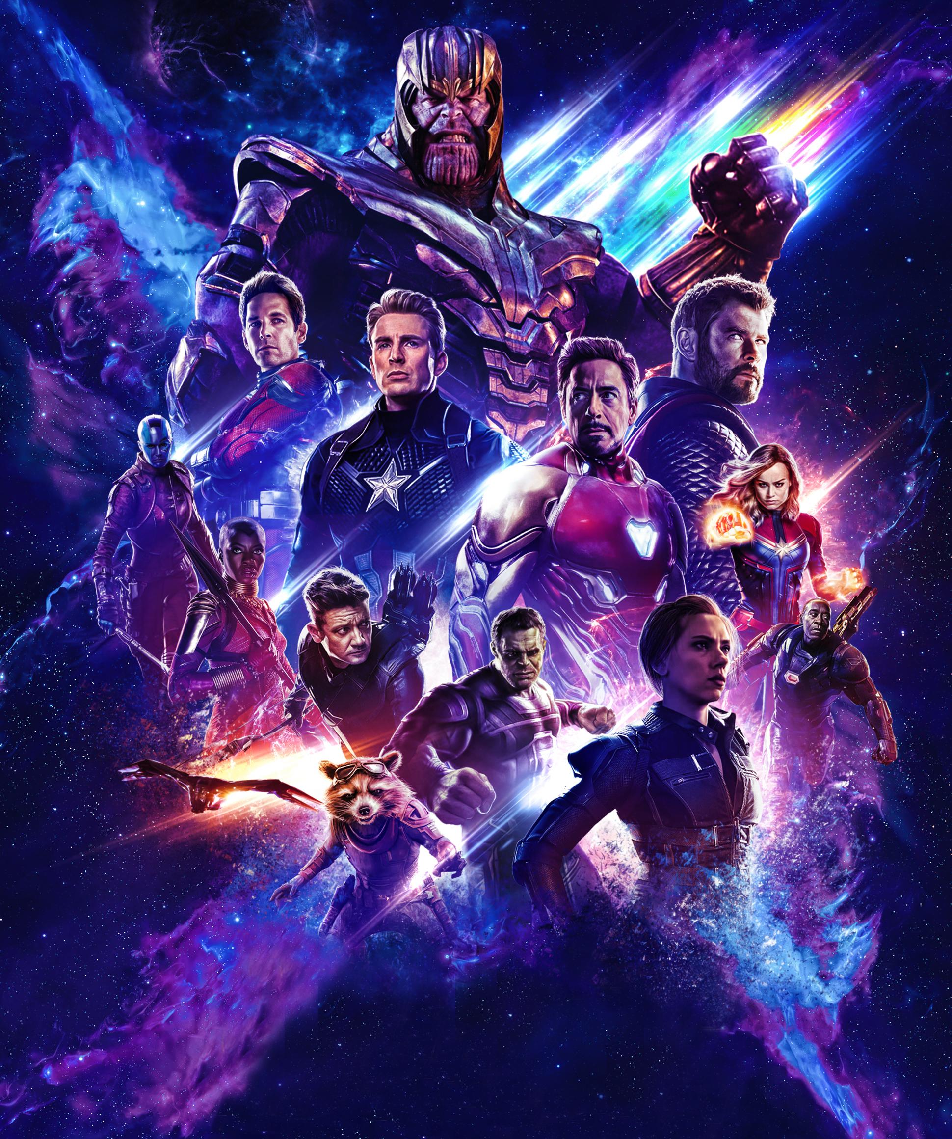 1024x600 Avengers Endgame 2019 Movie 1024x600 Resolution