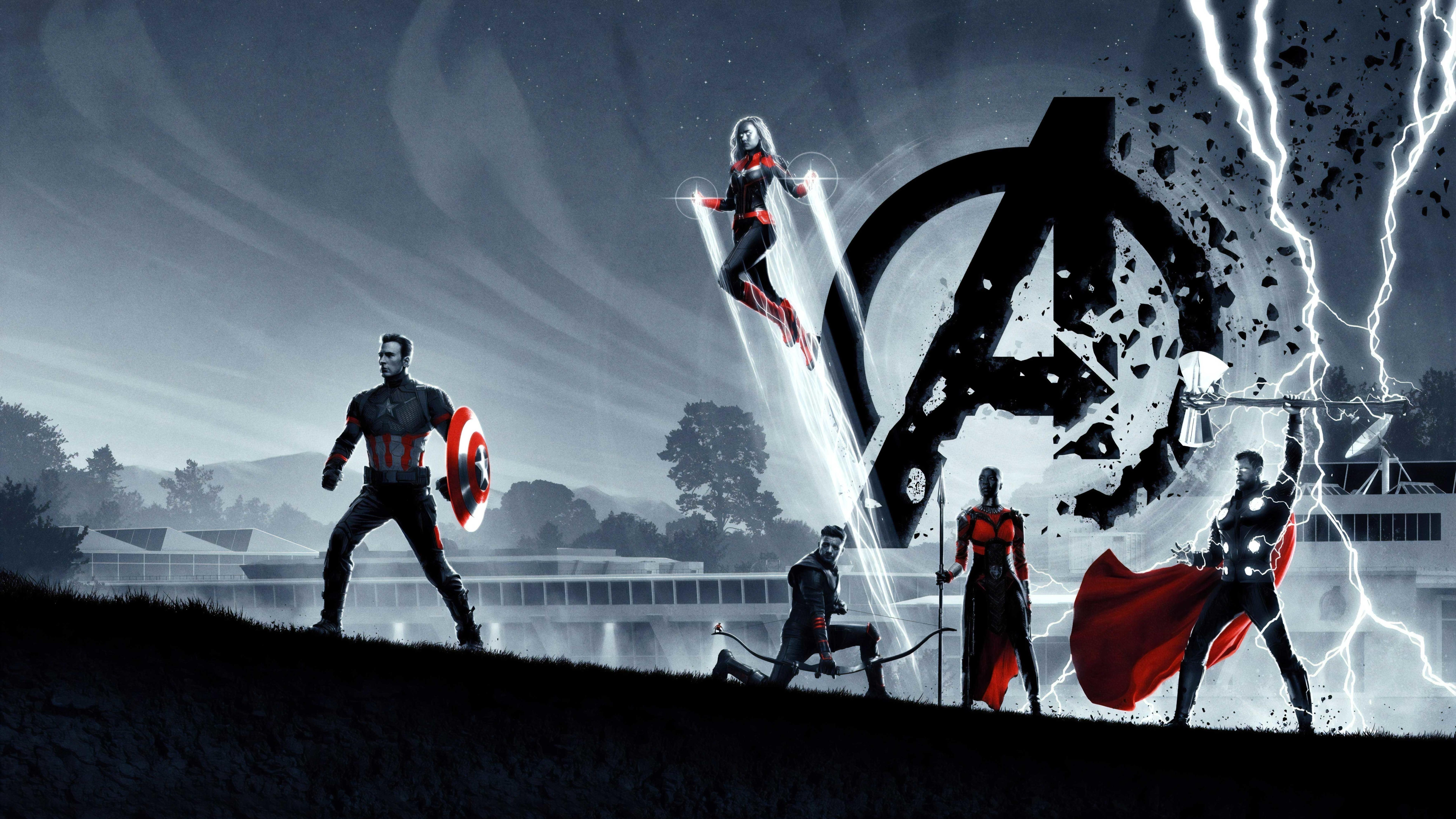 7680x4320 Avengers Endgame 8k Poster 8k Wallpaper Hd Movies