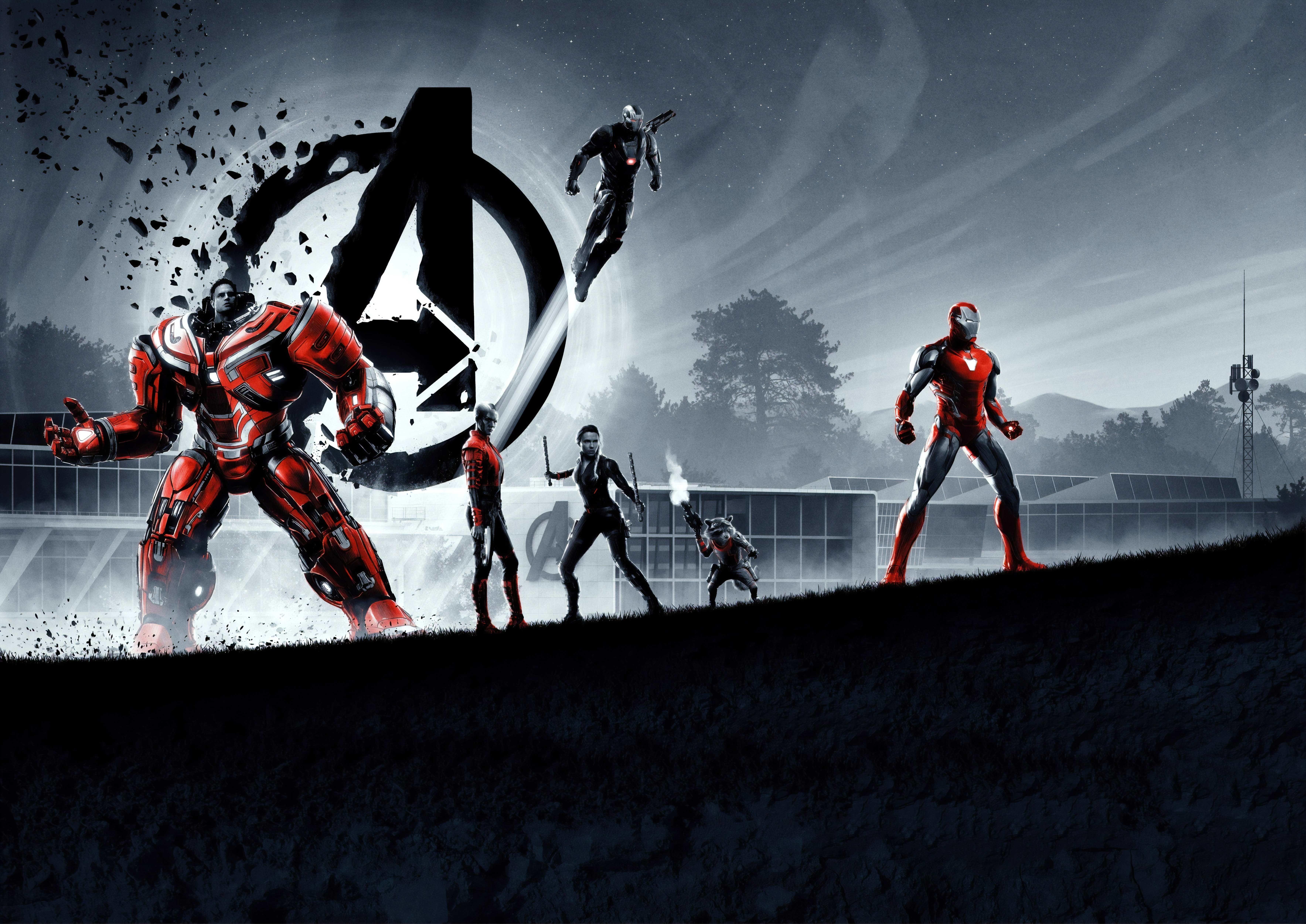 Avengers Endgame 8k Wallpaper Hd Movies 4k Wallpapers