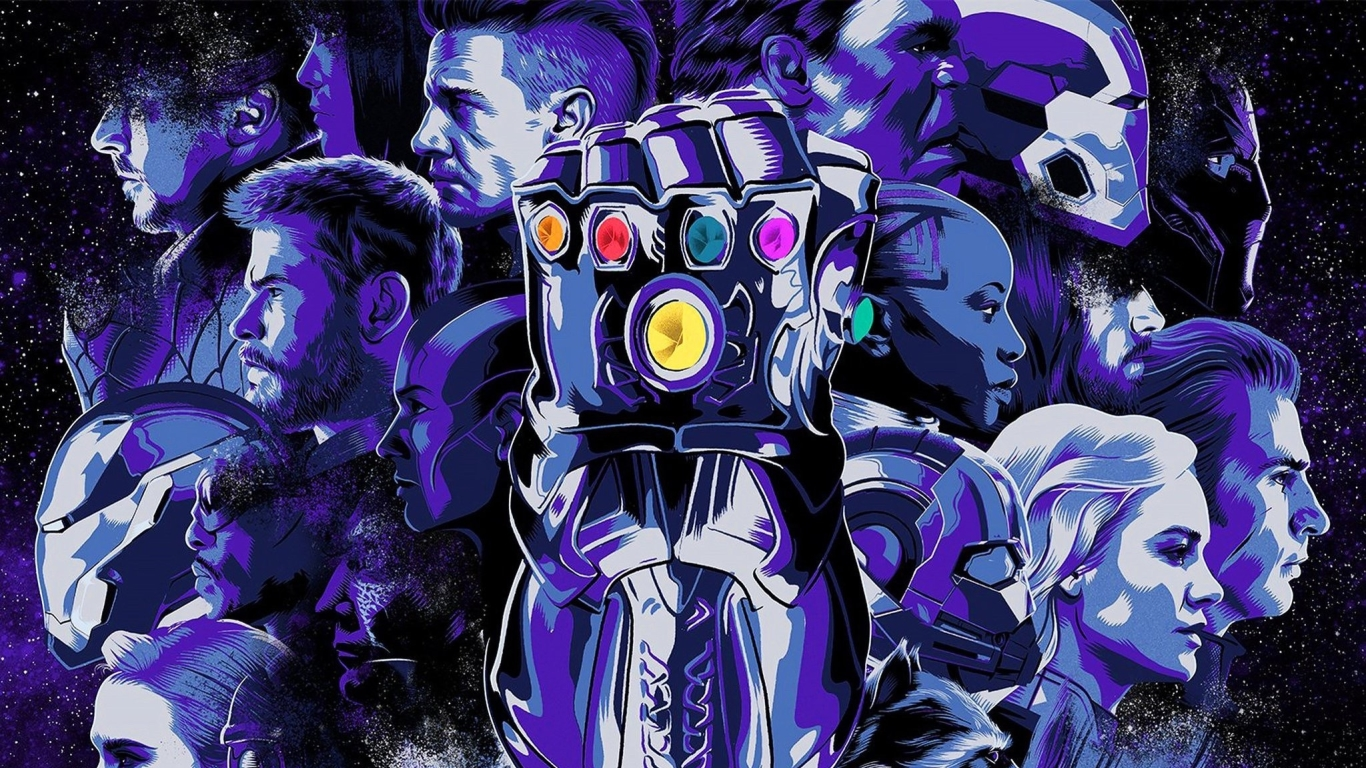 1366x768 Avengers Endgame Cover Art 1366x768 Resolution Wallpaper Hd Movies 4k Wallpapers Images Photos And Background