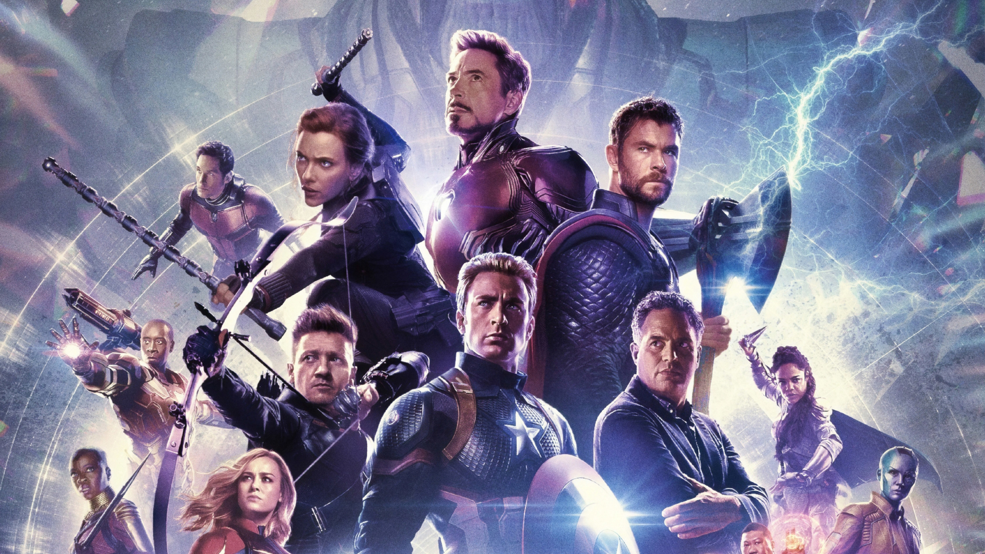 1920x1080 Avengers Endgame International Poster 1080p Laptop