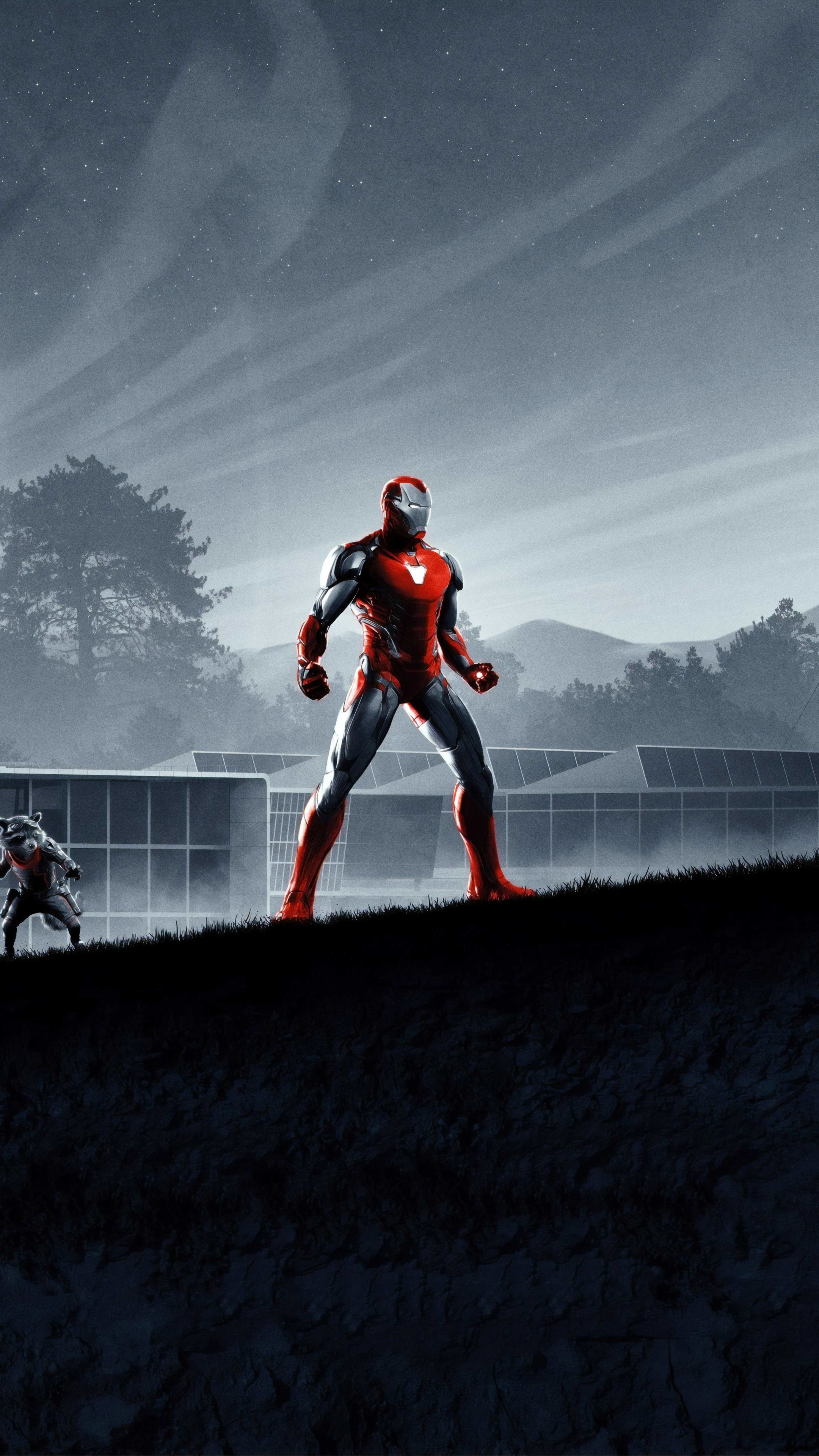 2160x3840 Avengers Endgame New 4k 8k Poster Sony Xperia X Xz Z5