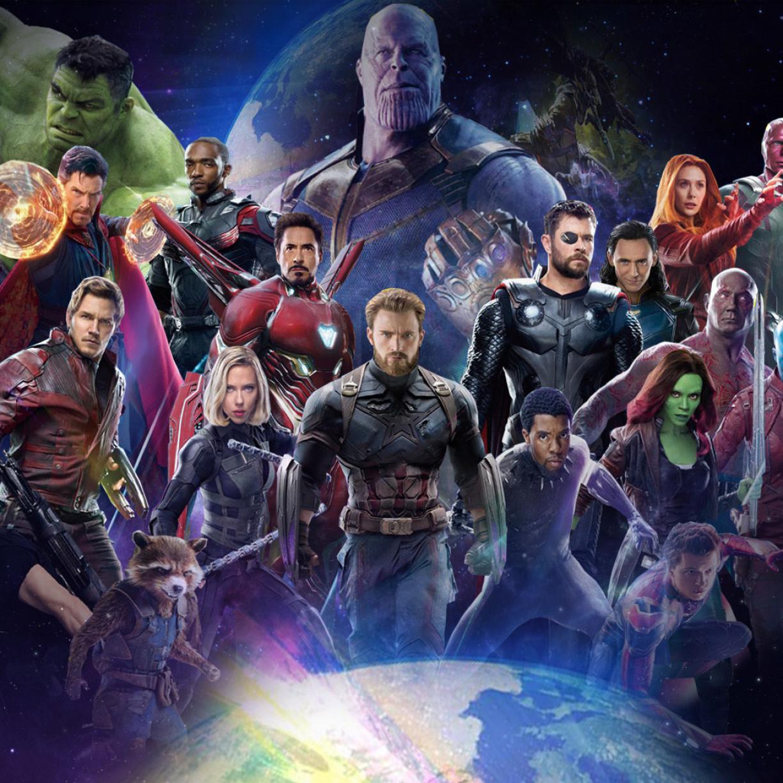 Avengers infinity war 2018 all characters fan poster full - Avengers infinity war wallpaper iphone ...