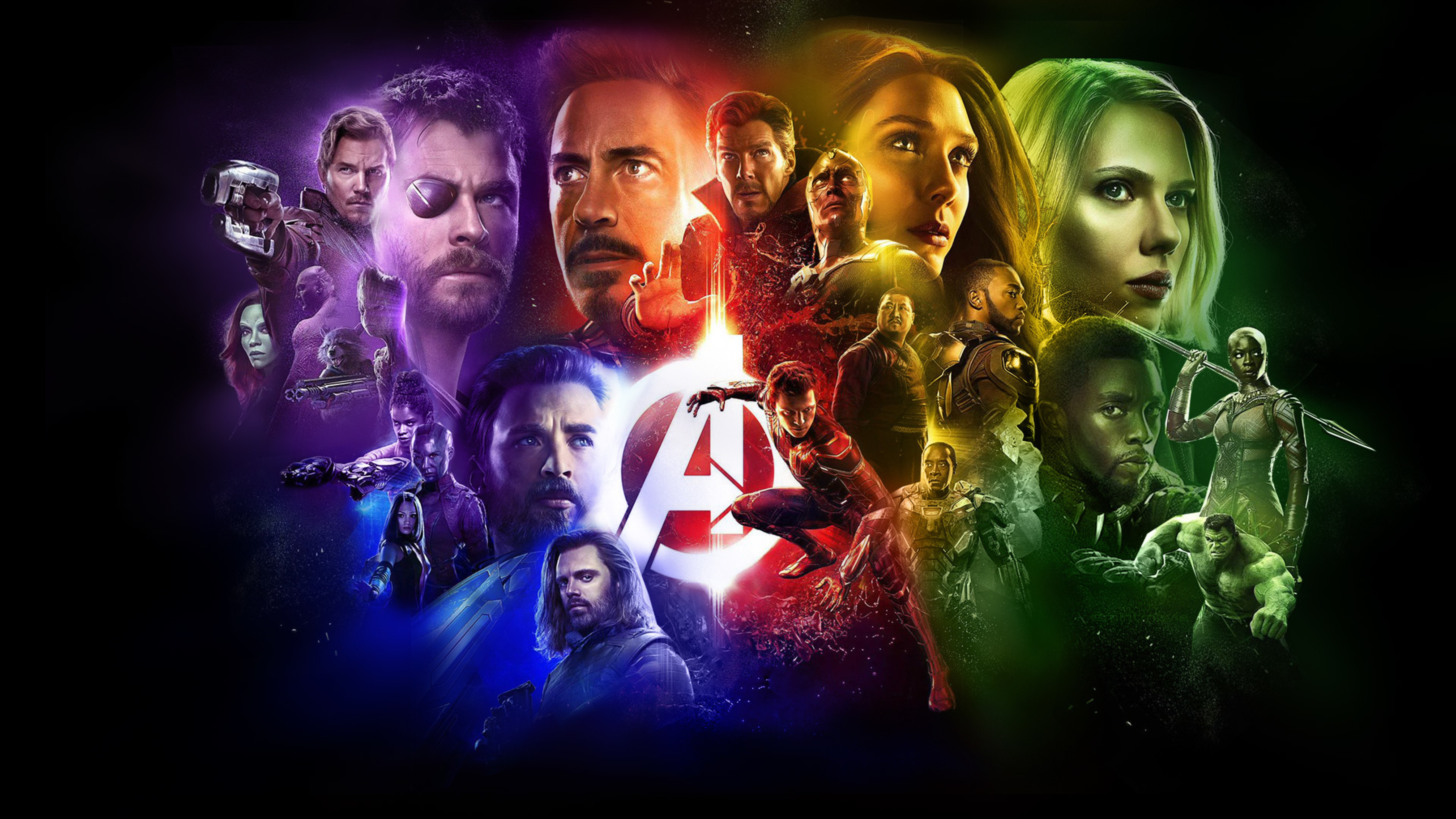 Unduh 2000 Wallpaper Avengers Infinity War 8k HD Terbaru