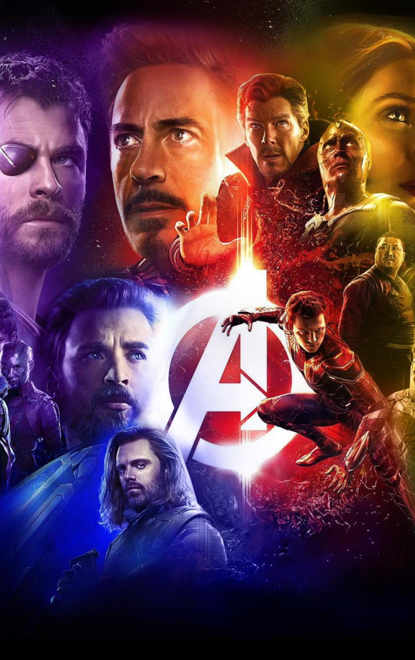 Avengers Infinity War Hd