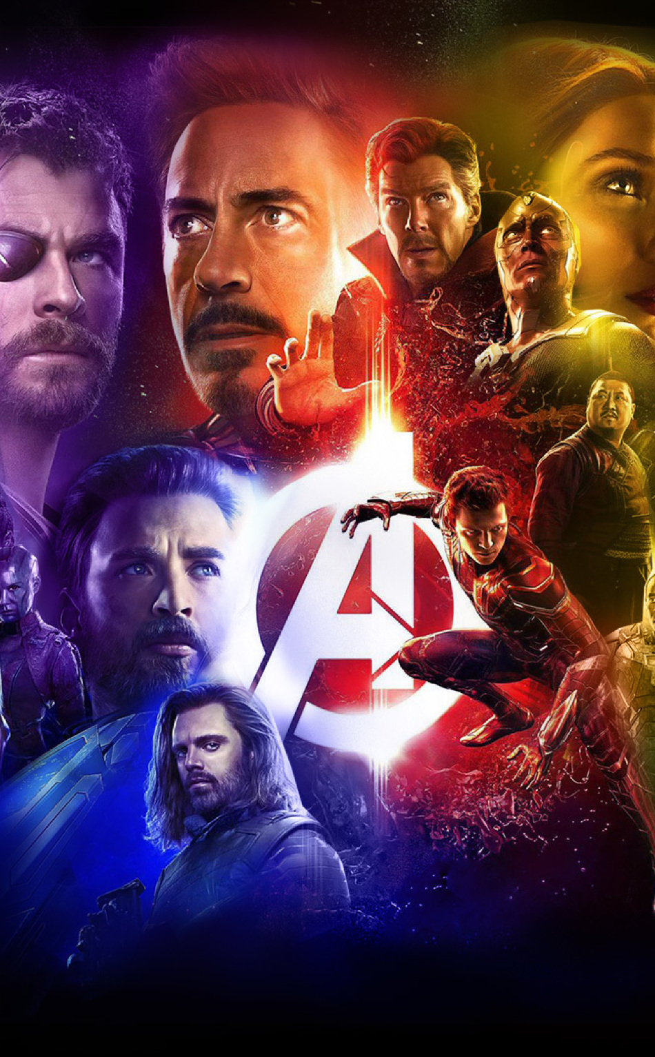 Download avengers infinity war 2018 latest poster - Avengers infinity war wallpaper iphone ...