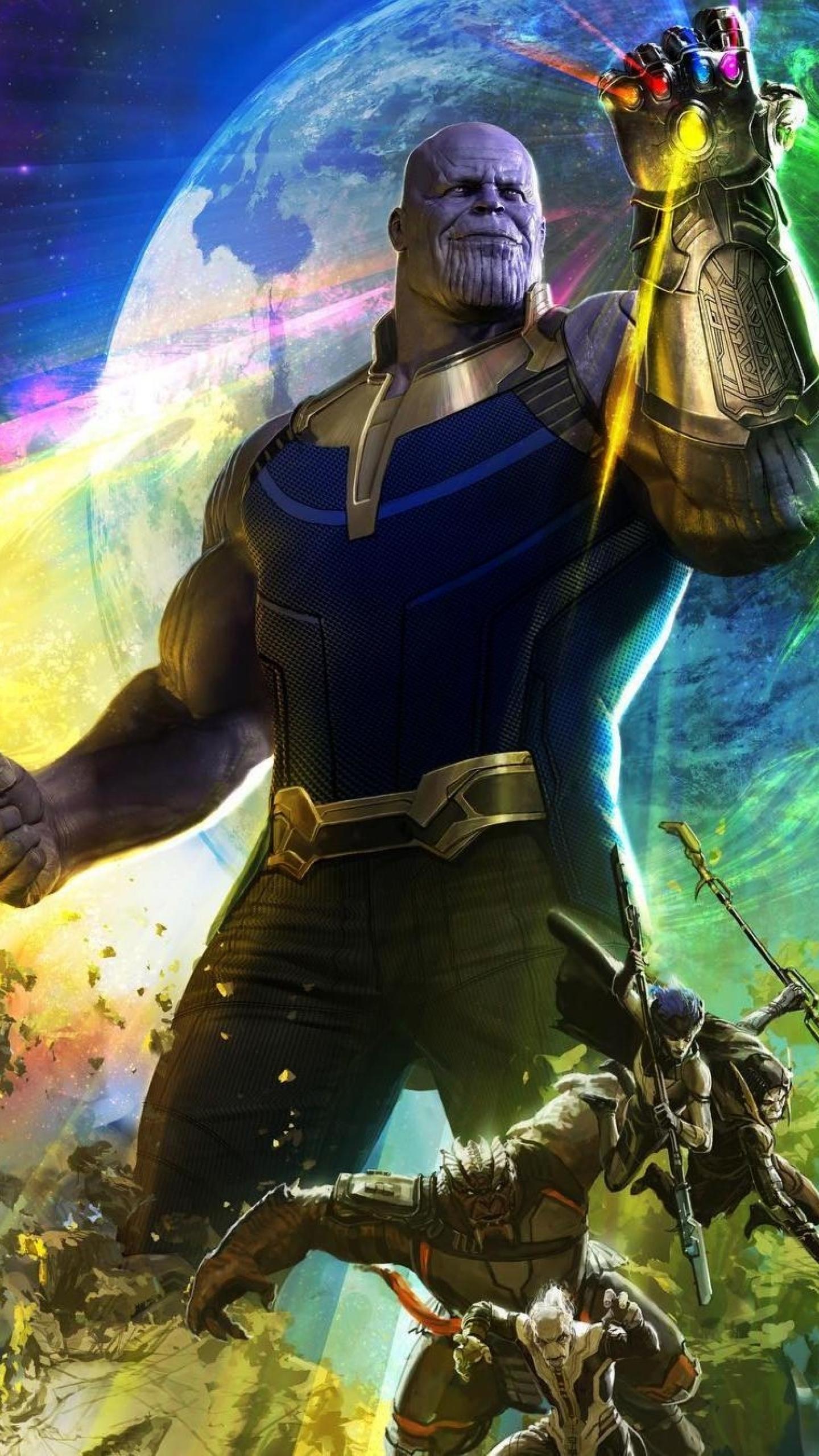 Popular Wallpaper Marvel Note 5 - avengers-infinity-war-2018_58002_1440x2560  Pic_662391.jpg