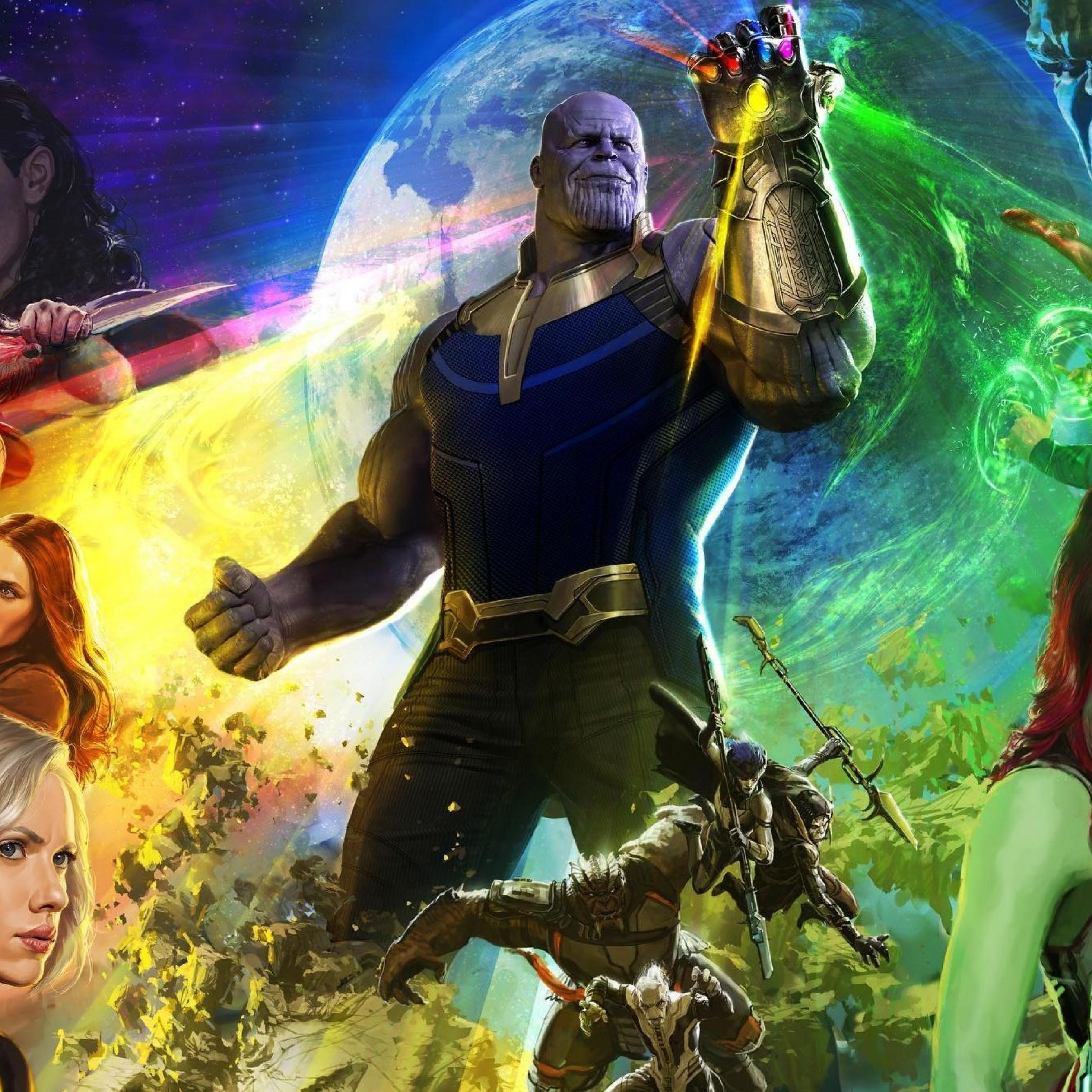 Avengers Infinity War 2018, HD 4K Wallpaper