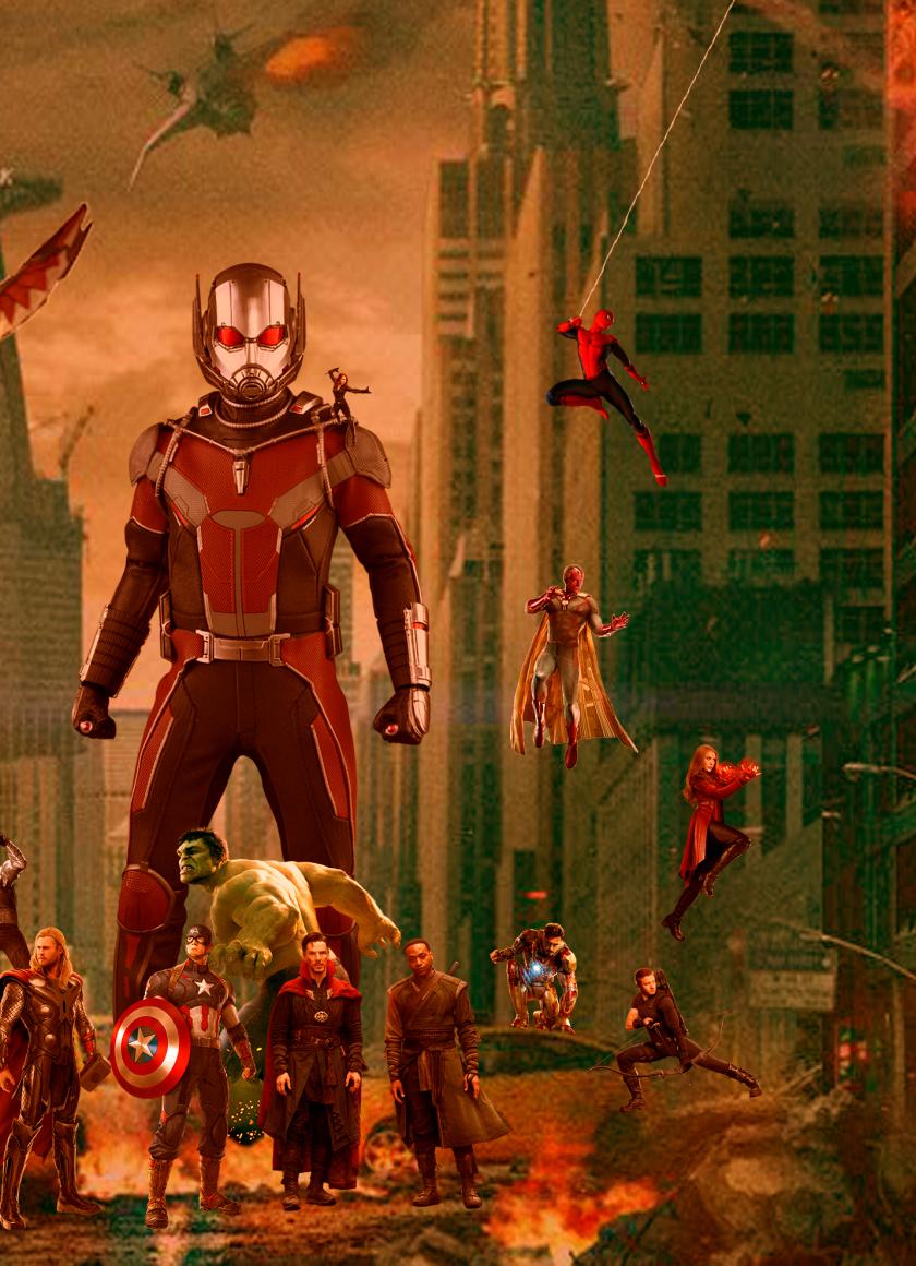 Avengers infinity war fan art hd 4k wallpaper - Avengers infinity war wallpaper iphone ...