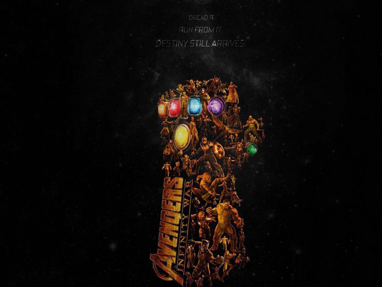 X2 Poster Avengers Infinity War ...