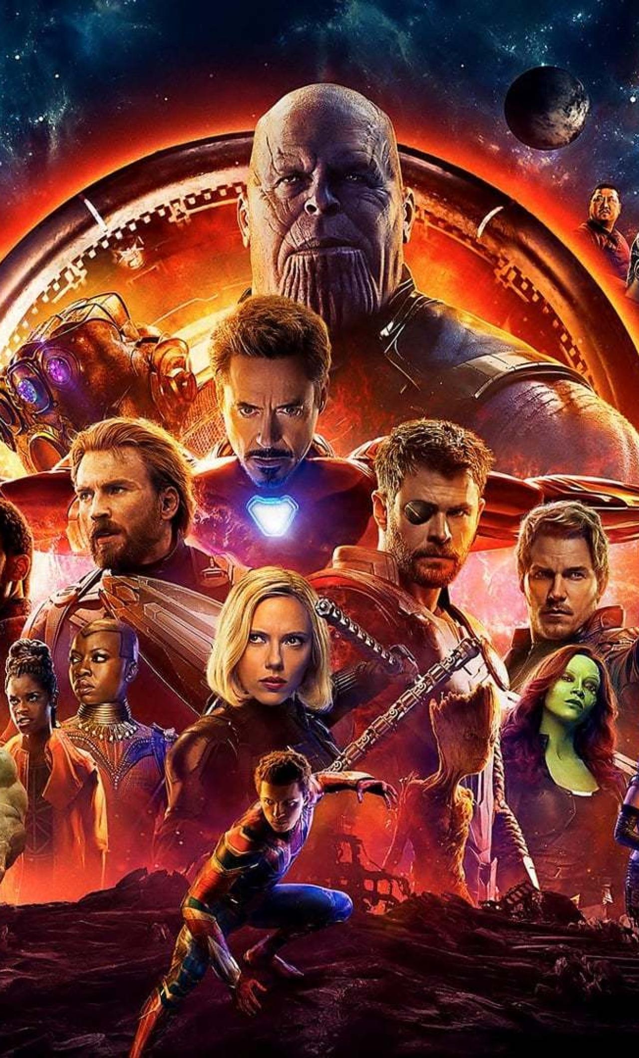 Avengers infinity war official poster full hd wallpaper - Avengers infinity war wallpaper iphone ...