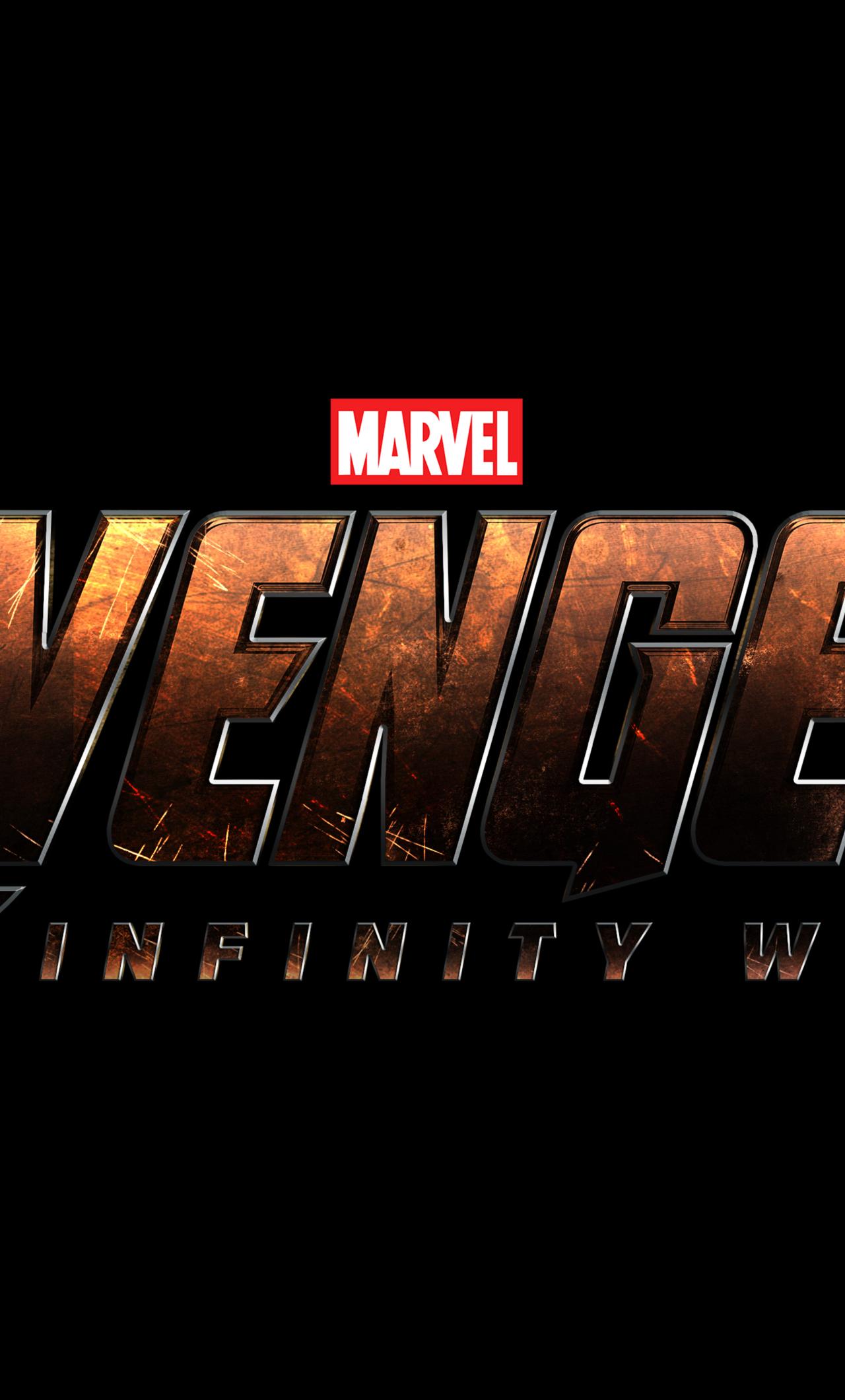 Avengers infinty war logo hd 4k wallpaper - Avengers a logo 4k ...