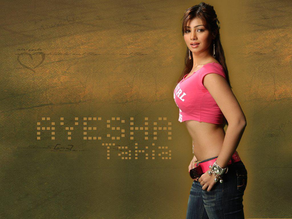 Hot And Bold Ayesha Takia