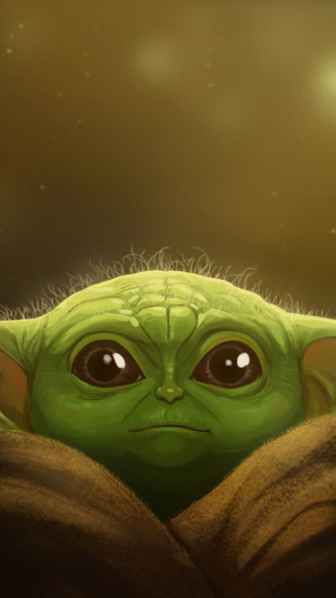 1080x1920 Baby Yoda FanArt 2019 Iphone 7, 6s, 6 Plus and ...