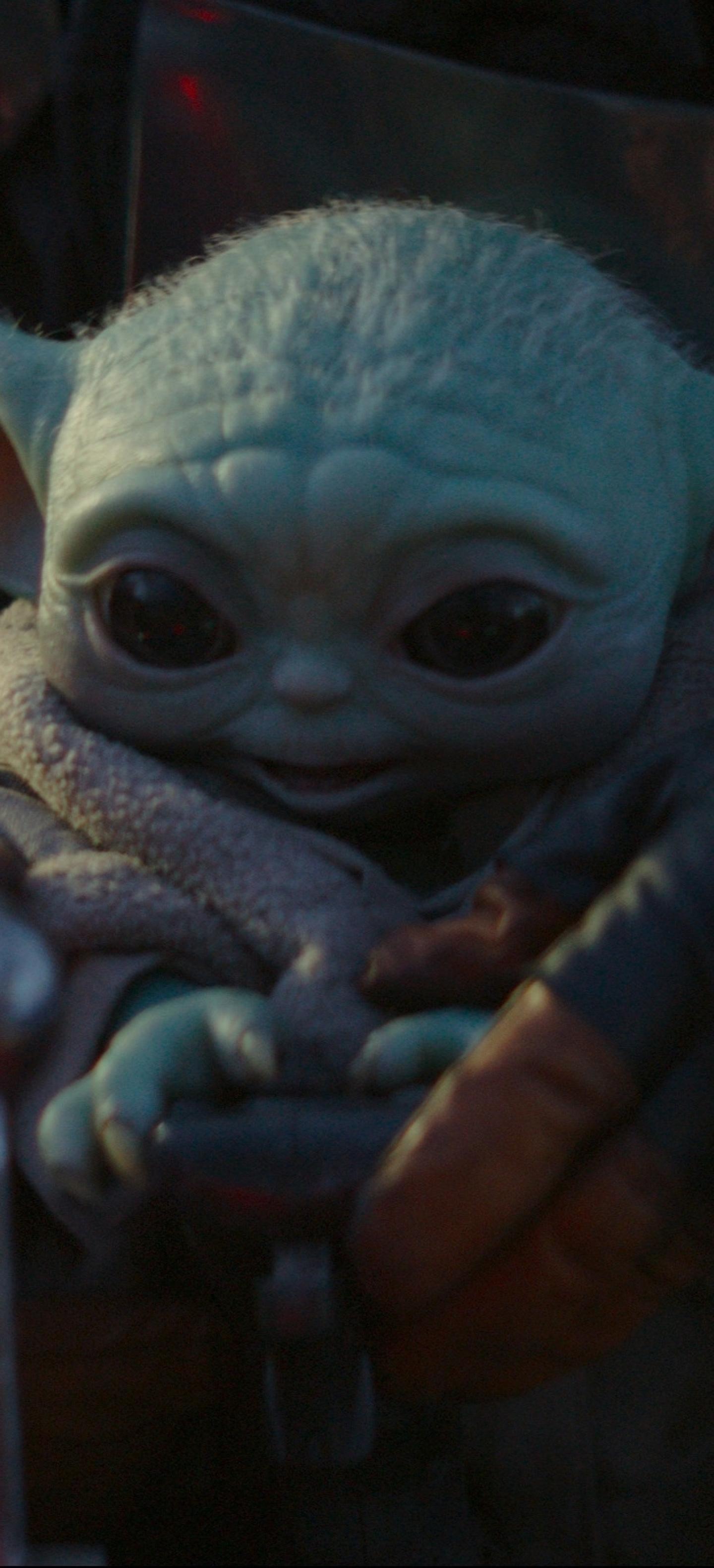 1440x3160 Baby Yoda The Mandalorian 4K 1440x3160 ...