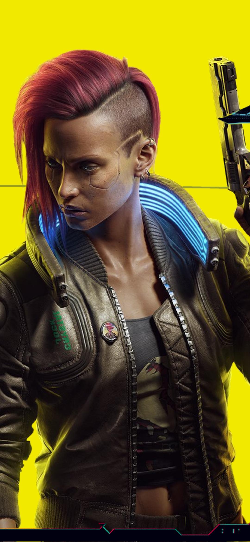 1080x2340 Background of Cyberpunk 2077 1080x2340 ...