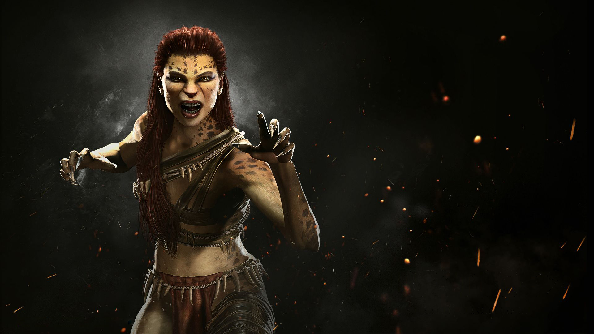 Barbara Minerva Cheetah Injustice 2 Wallpaper Hd Games 4k