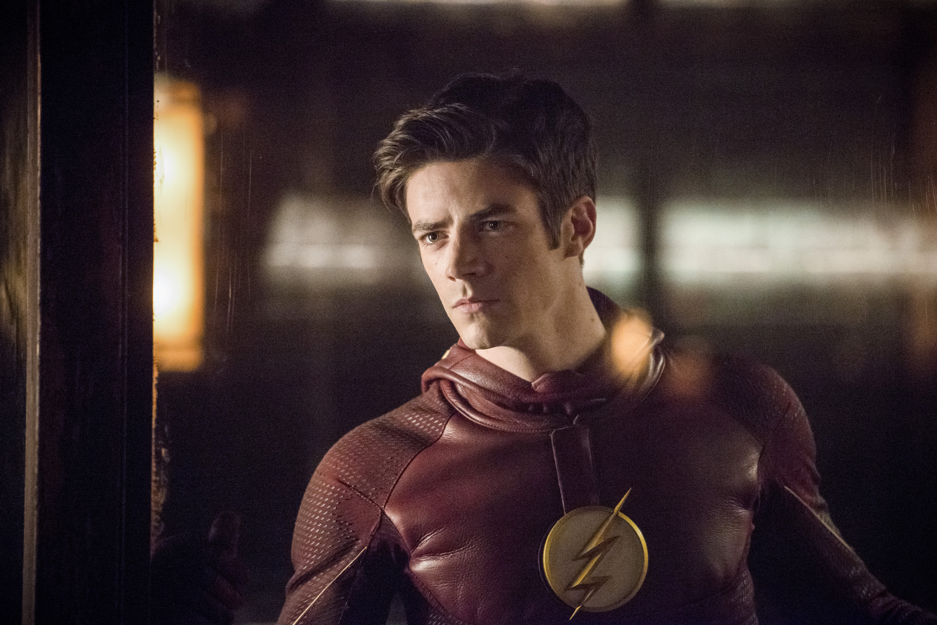 Barry Allen As Flash HD 4K Wallpaper