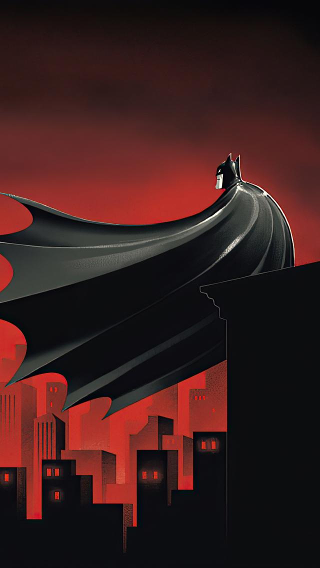 640x1136 Bat-Signal Batman 4K DC iPhone 5,5c,5S,SE ,Ipod ...