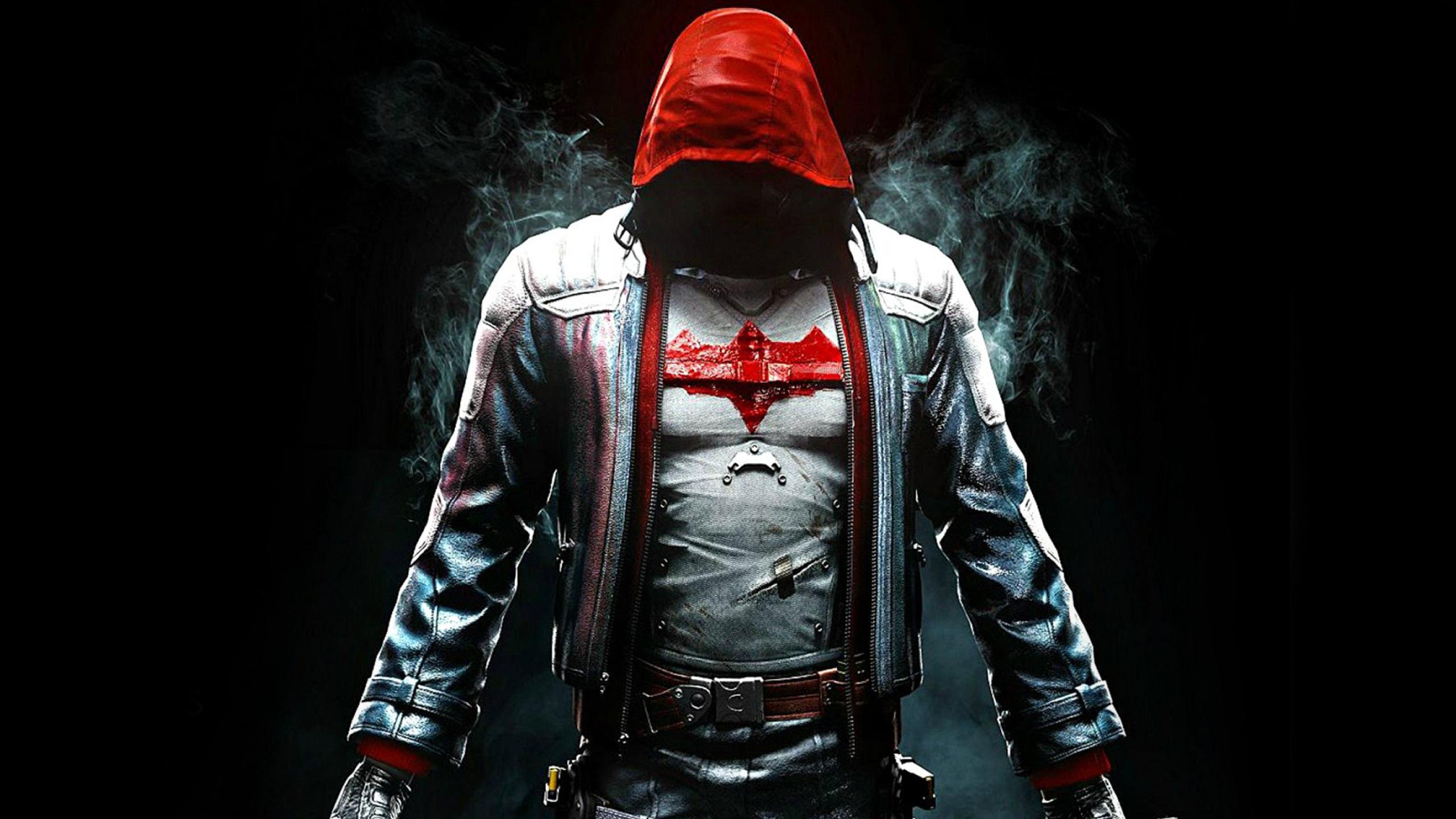 2560x1440 Batman Arkham Knight Red Hood 1440p Resolution