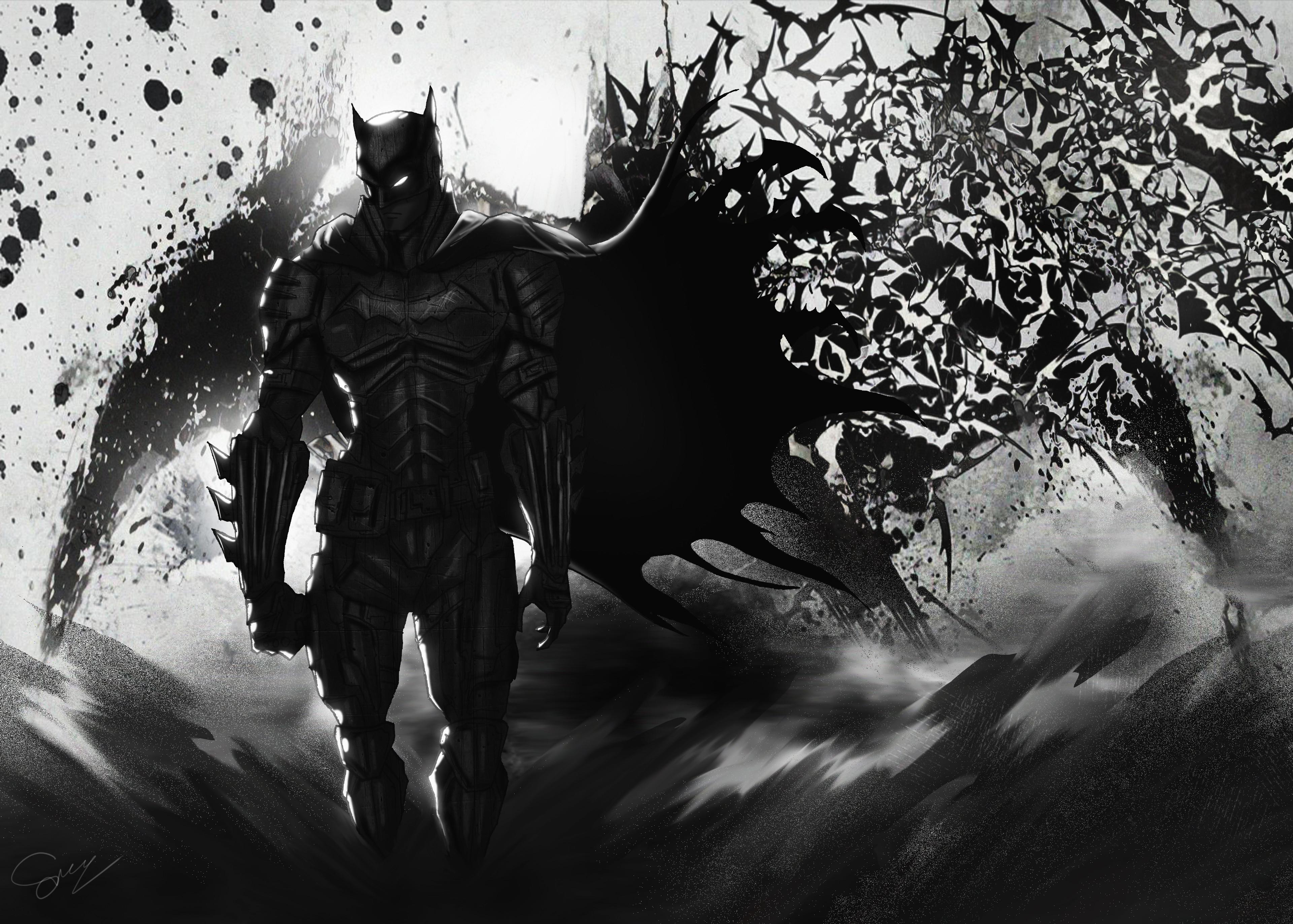 ArtStation - Batman, ★ STATO ☆ in 2021 | Batman, Dark