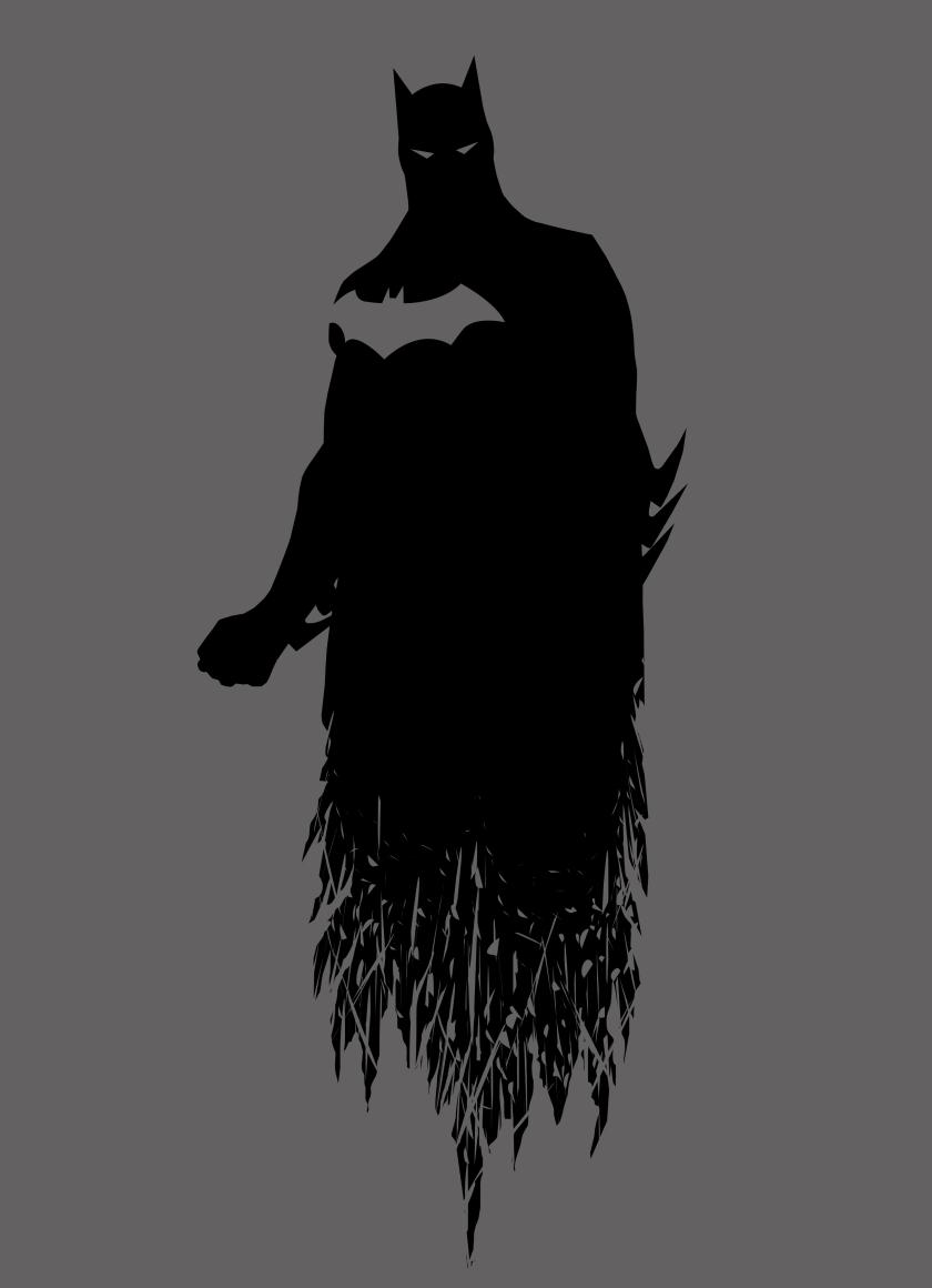 Batman minimalism dc comics hd 8k wallpaper - 8k minimal wallpaper ...