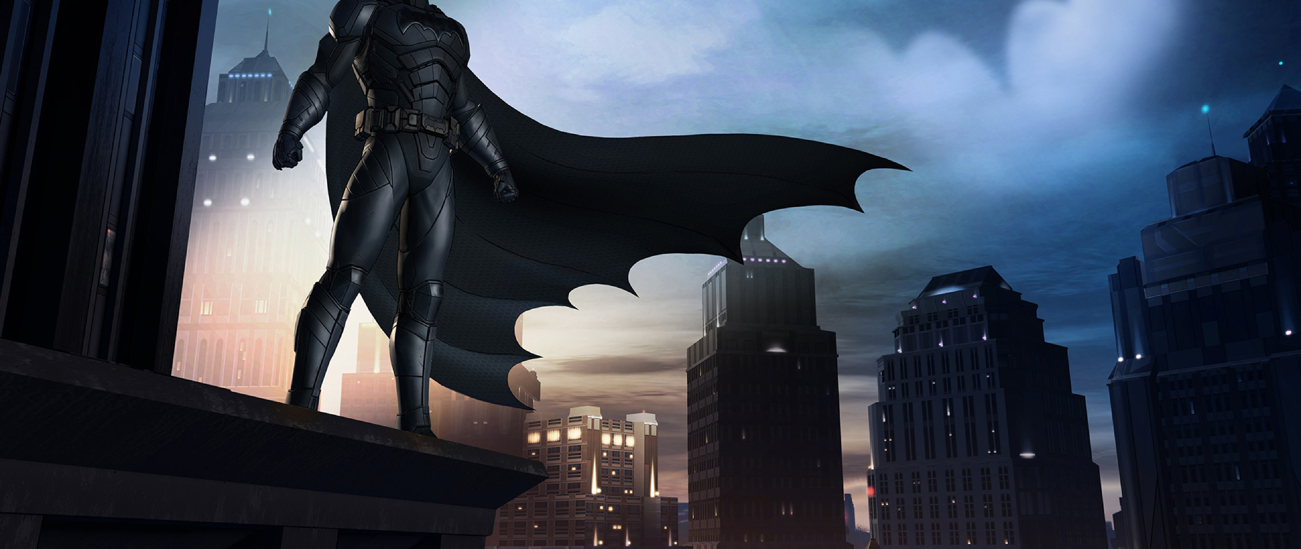 Batman The Enemy Within The Telltale Series X on Z Cars Tv