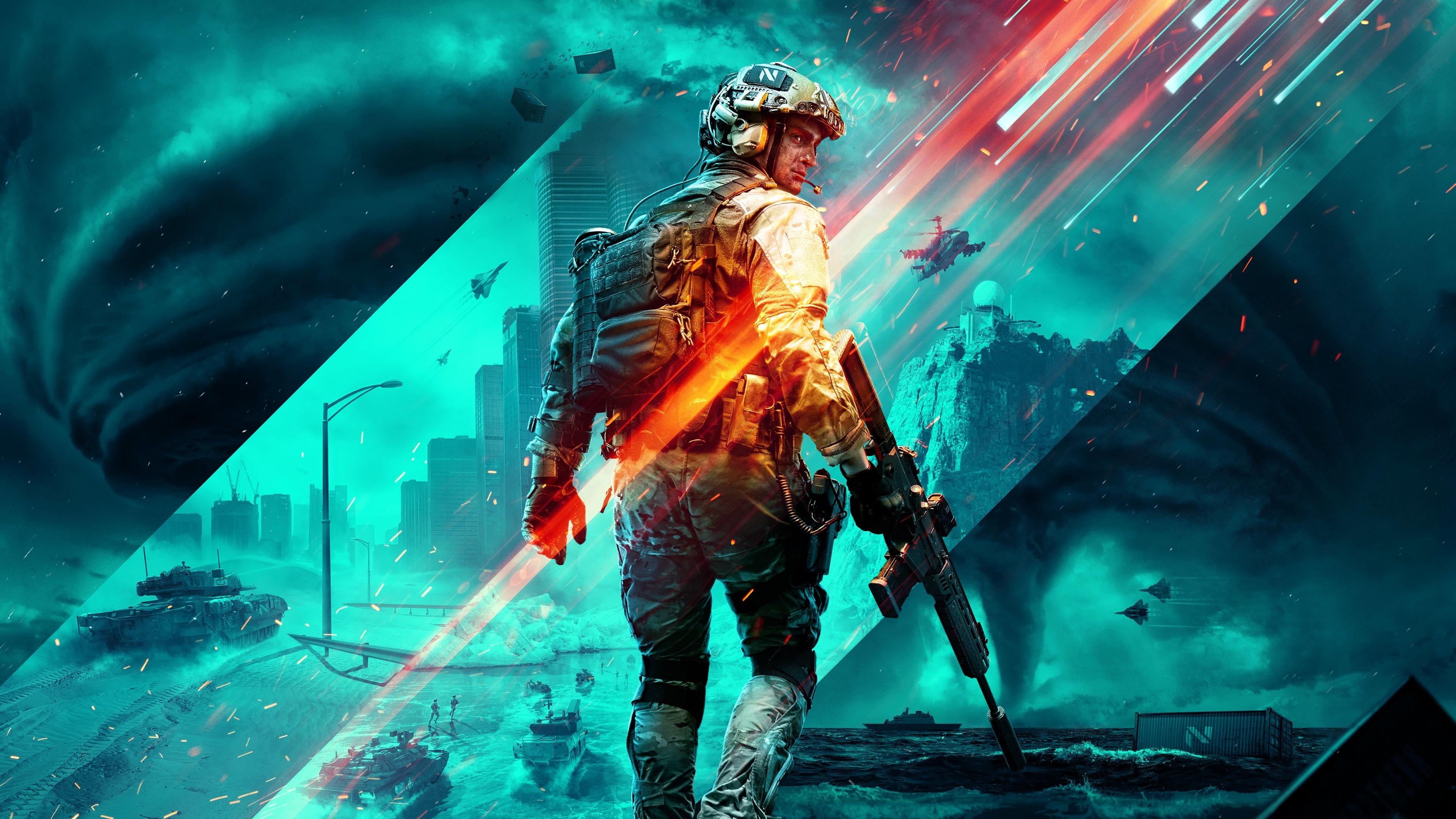 Battlefield 2042 Ultra Hd Wallpaper Wallpaper Hd Games 4k Wallpapers Images Photos And Background Wallpapers Den