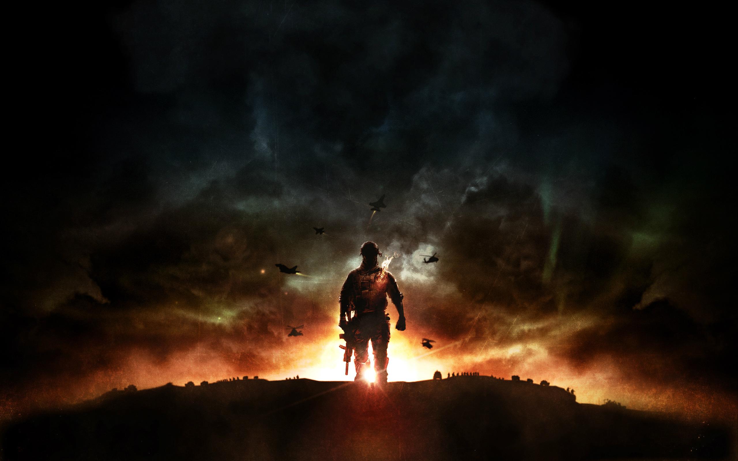 2560x1600 Battlefield 4 Game Explosion 2560x1600