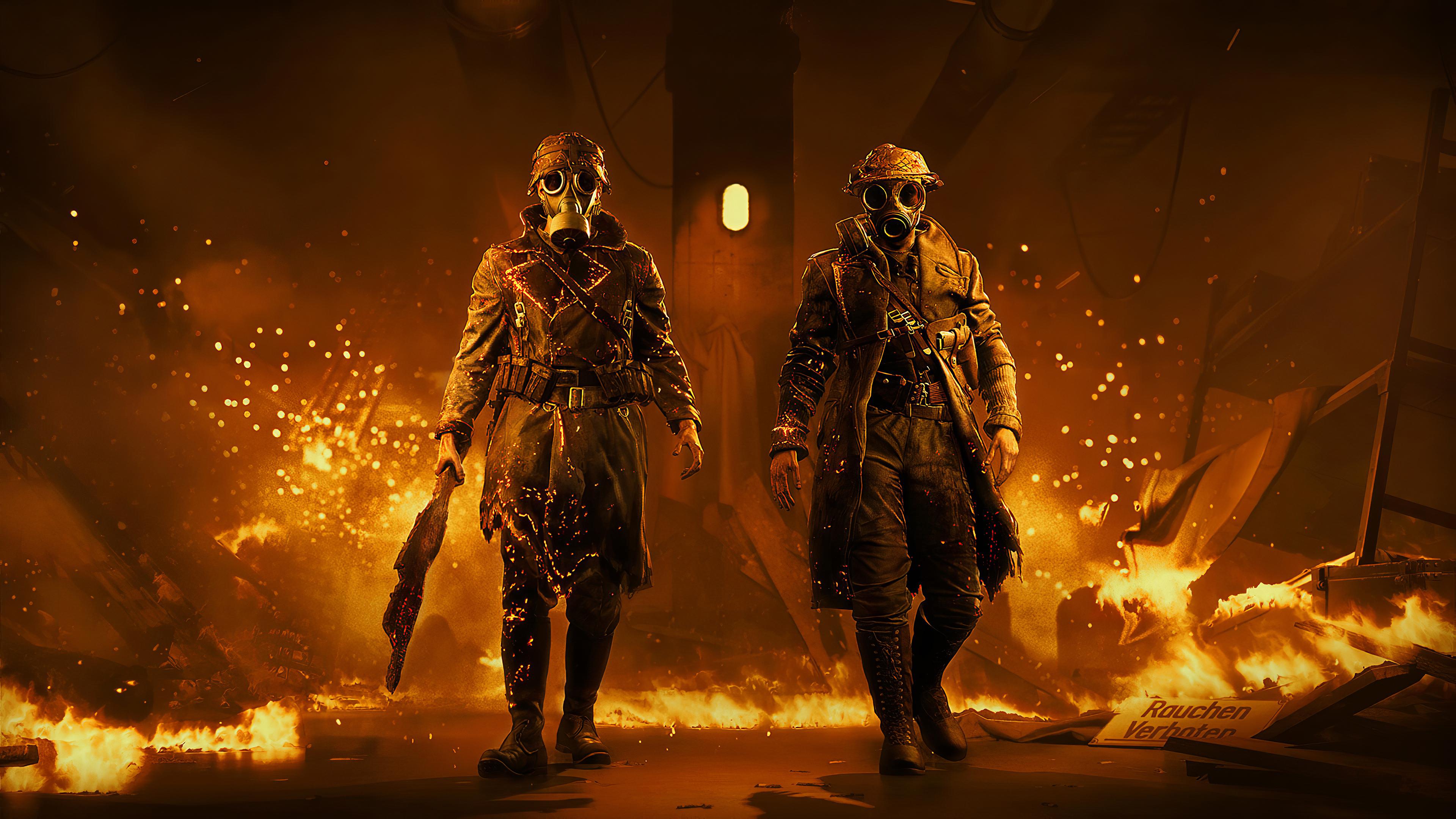 Battlefield 5 Game Fanart 4k Wallpaper Hd Games 4k