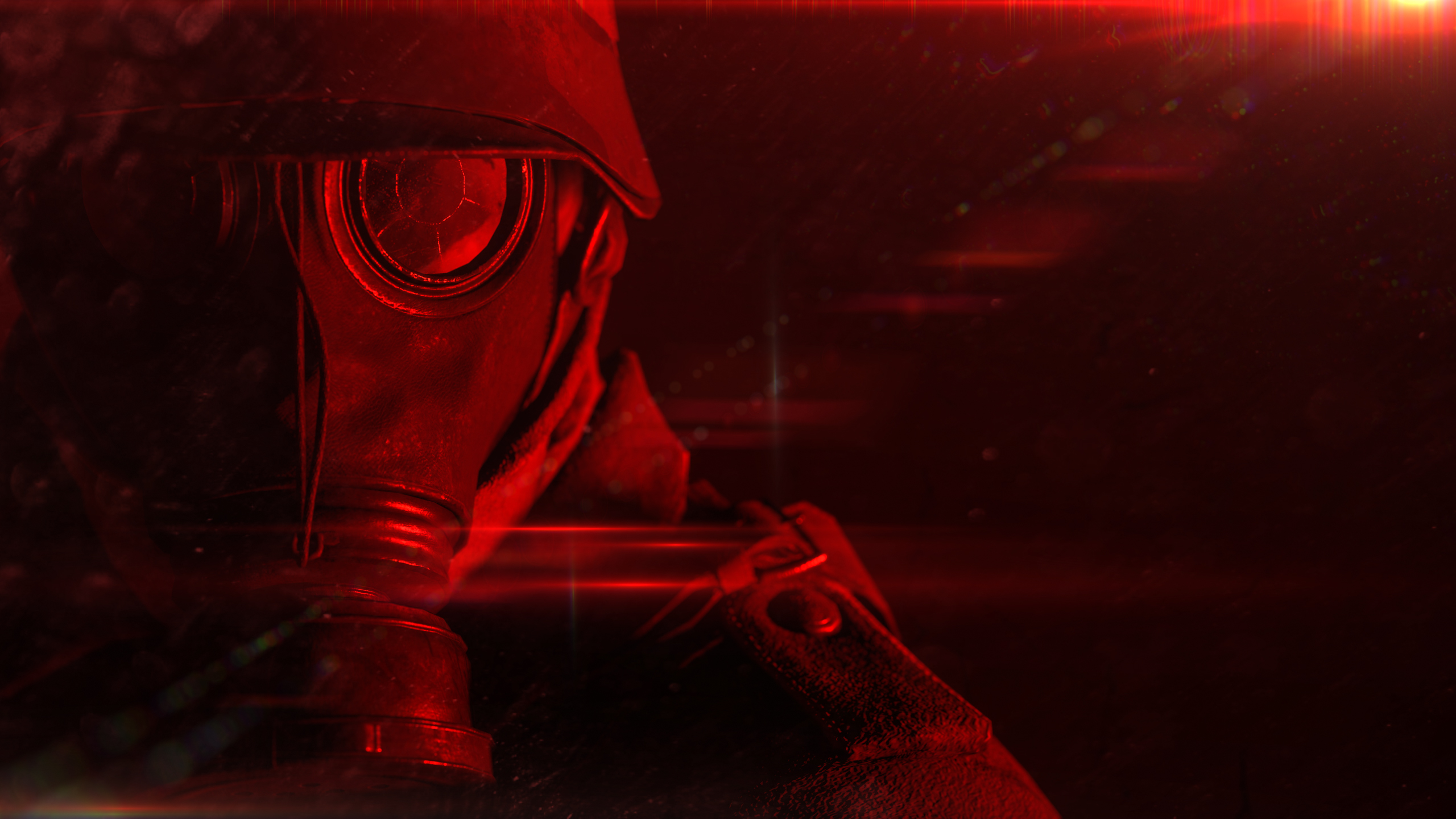 Battlefield Gas Mask Wallpaper Hd Games 4k Wallpapers