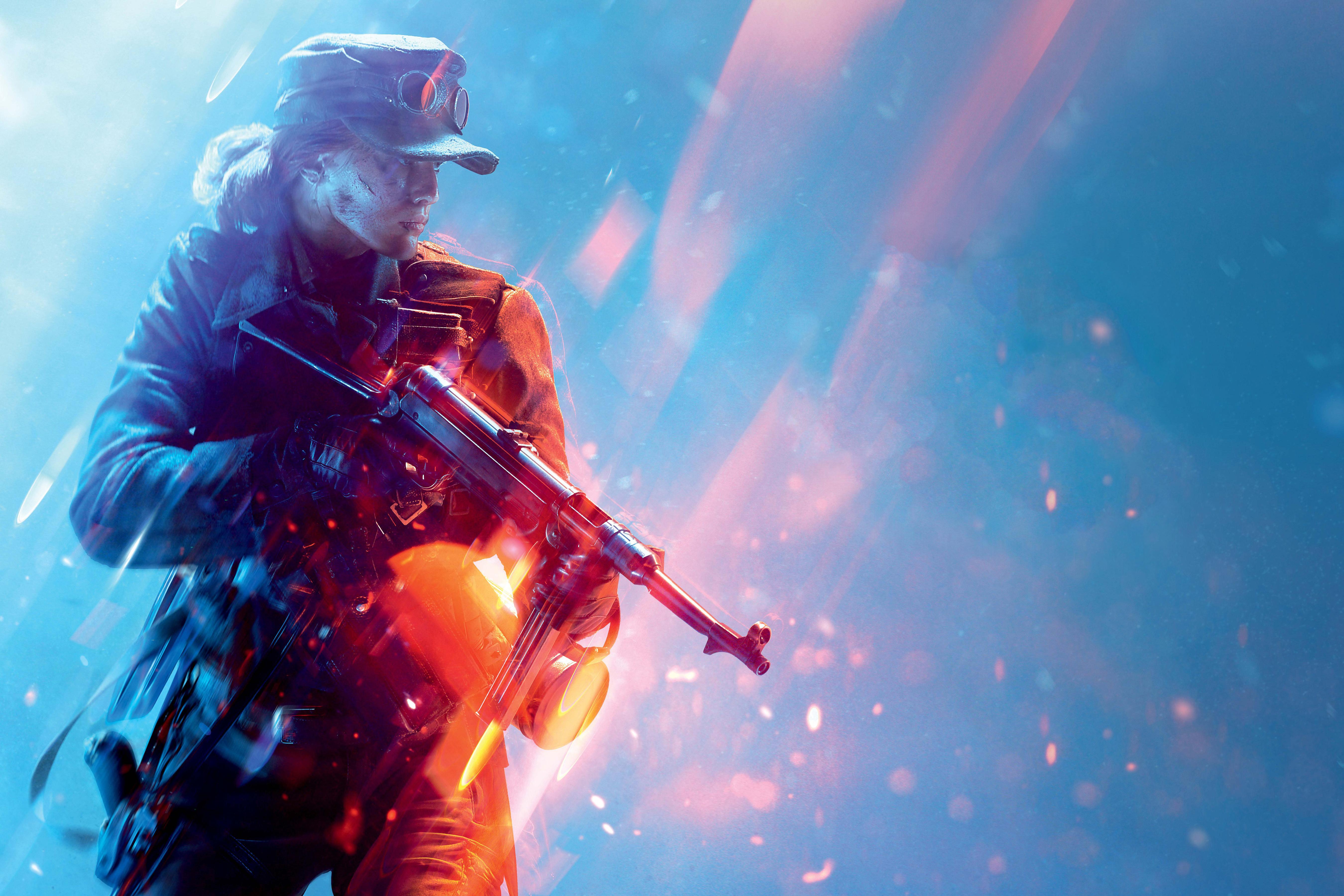 Battlefield V Wallpaper Hd Games 4k Wallpapers Images